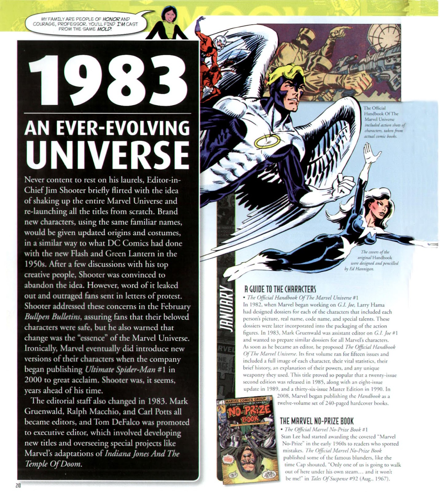 Read online Marvel Chronicle comic -  Issue # TPB (Part 3) - 9