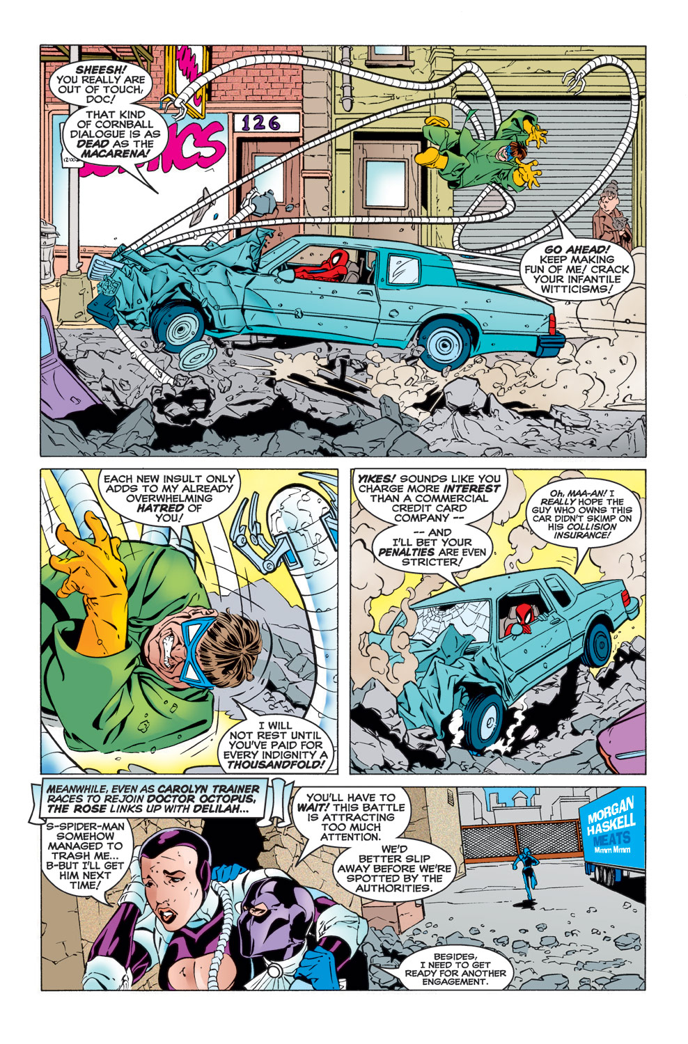 The Amazing Spider-Man (1963) 428 Page 6