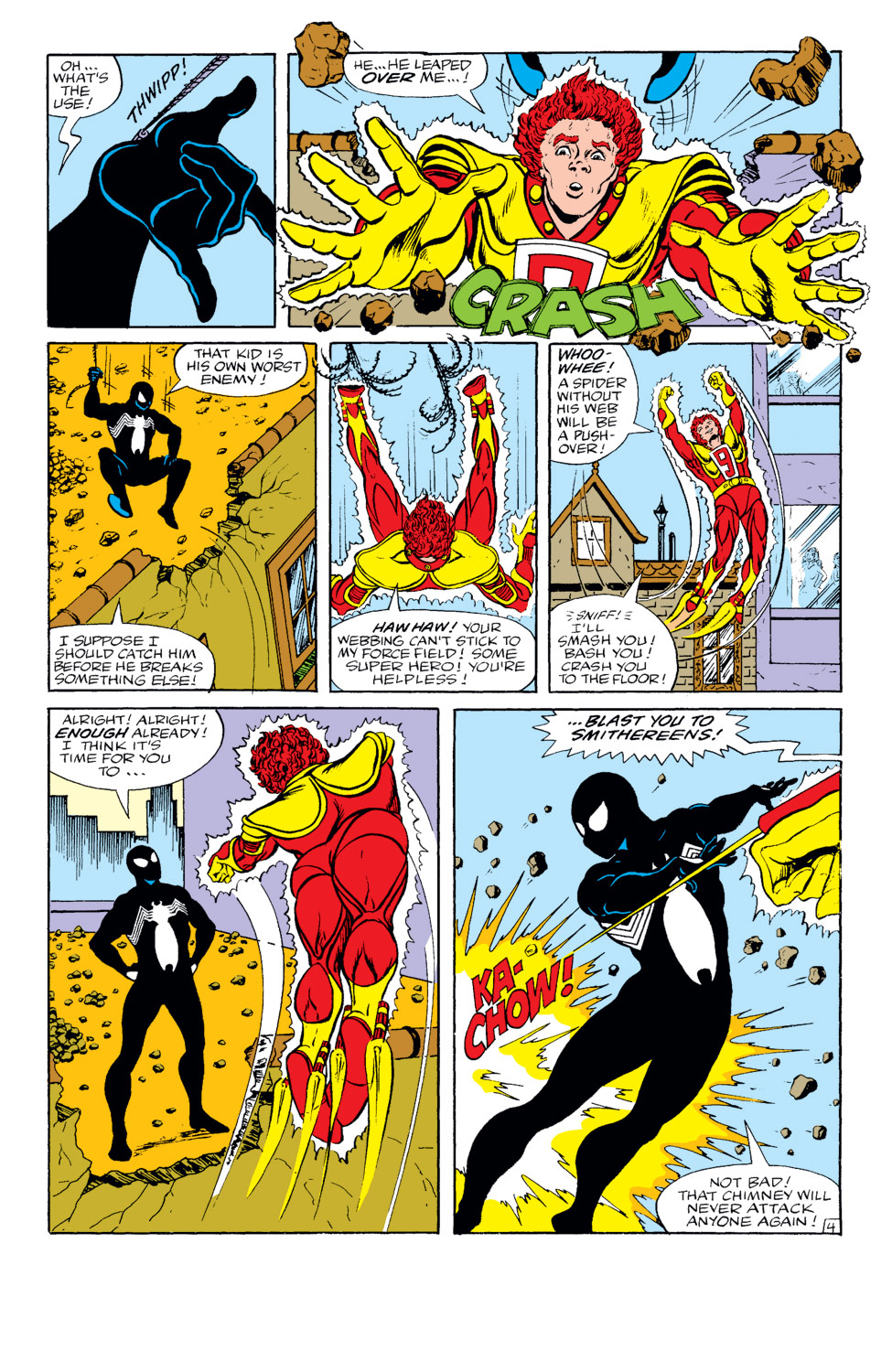 The Amazing Spider-Man (1963) 264 Page 4
