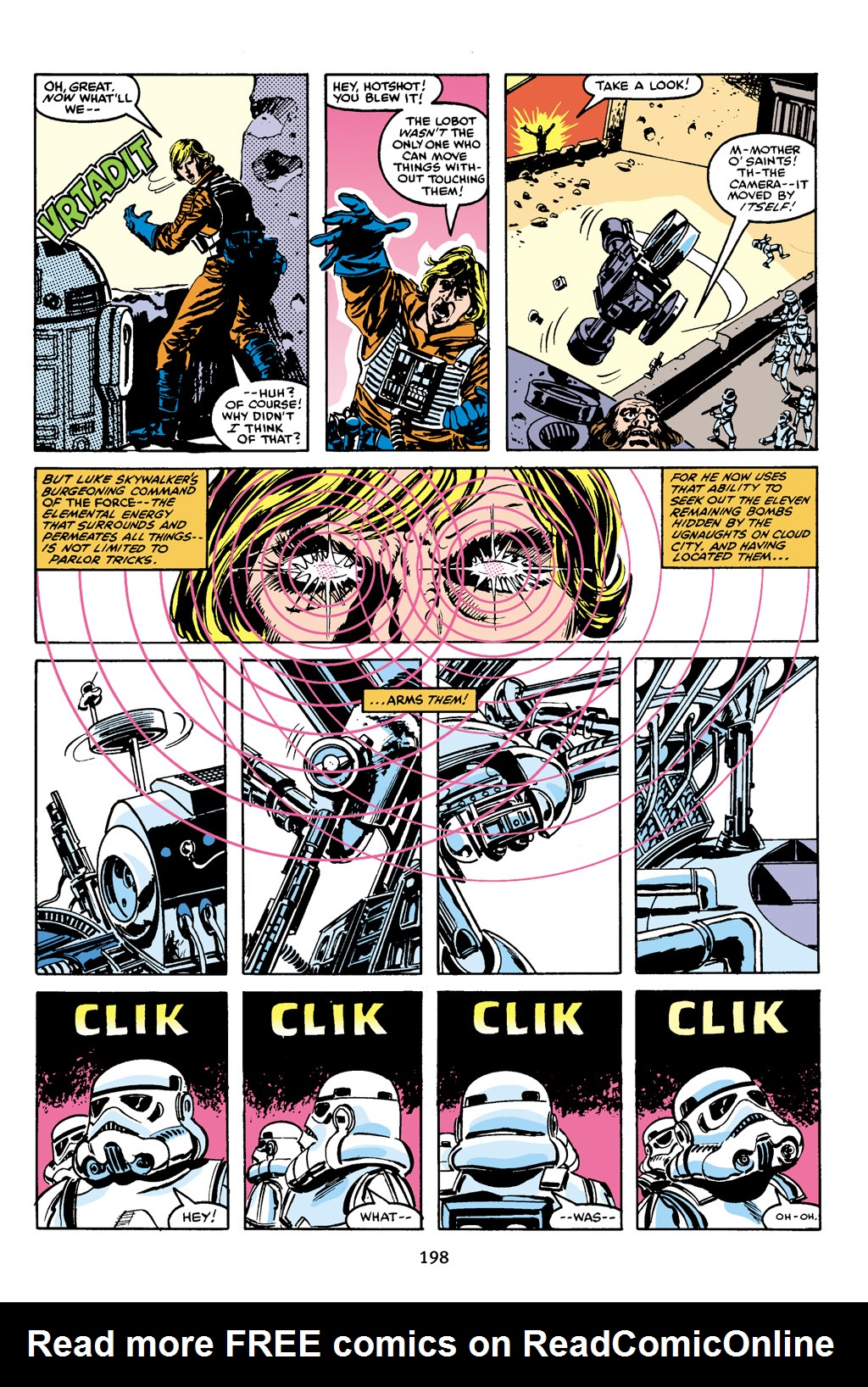 Read online Star Wars Omnibus comic -  Issue # Vol. 16 - 196