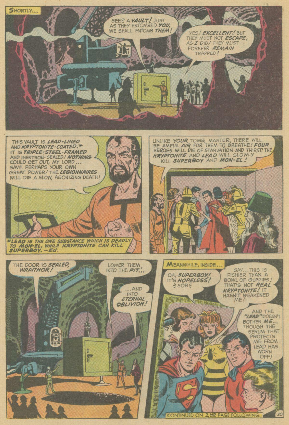 Read online Adventure Comics (1938) comic -  Issue #370 - 24