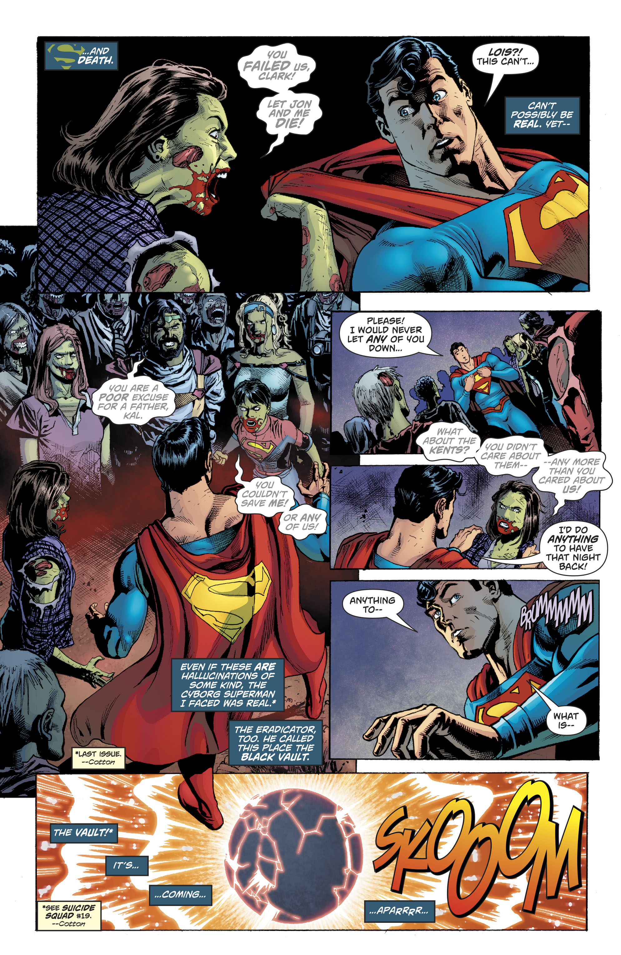 Read online Action Comics (2016) comic -  Issue #981 - 5