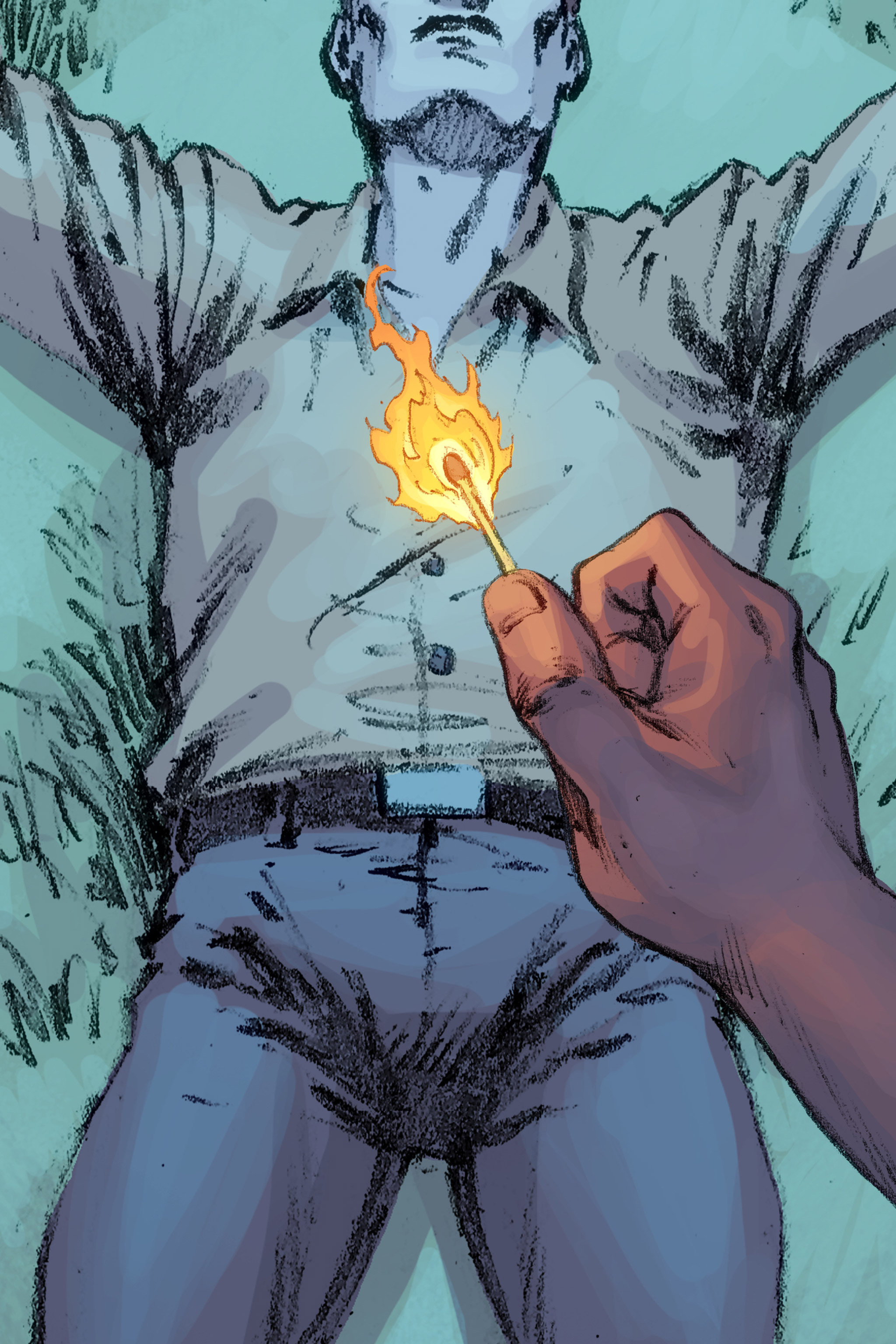 Read online Soul comic -  Issue #2 - 18