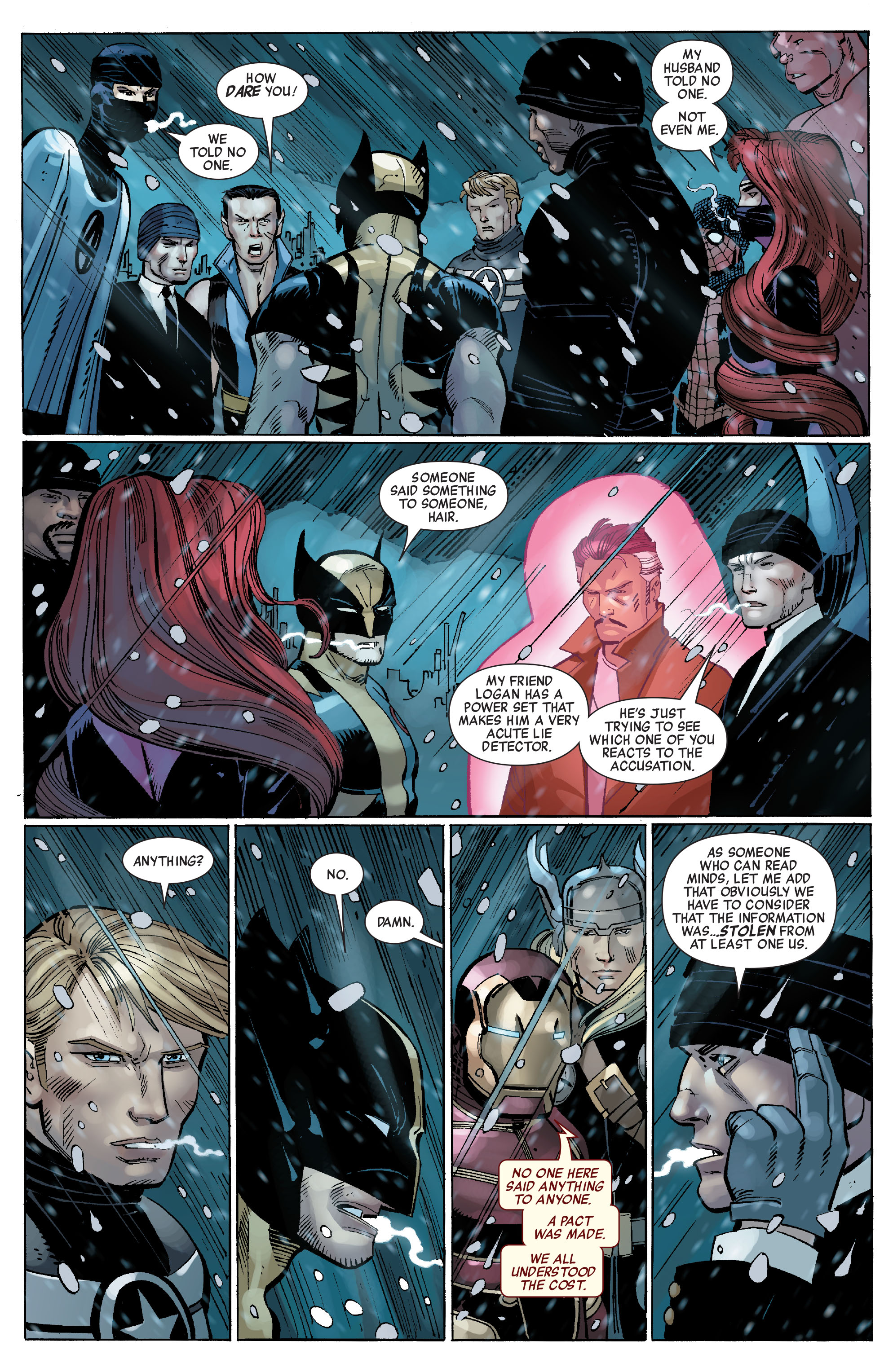 Read online Avengers (2010) comic -  Issue #9 - 14