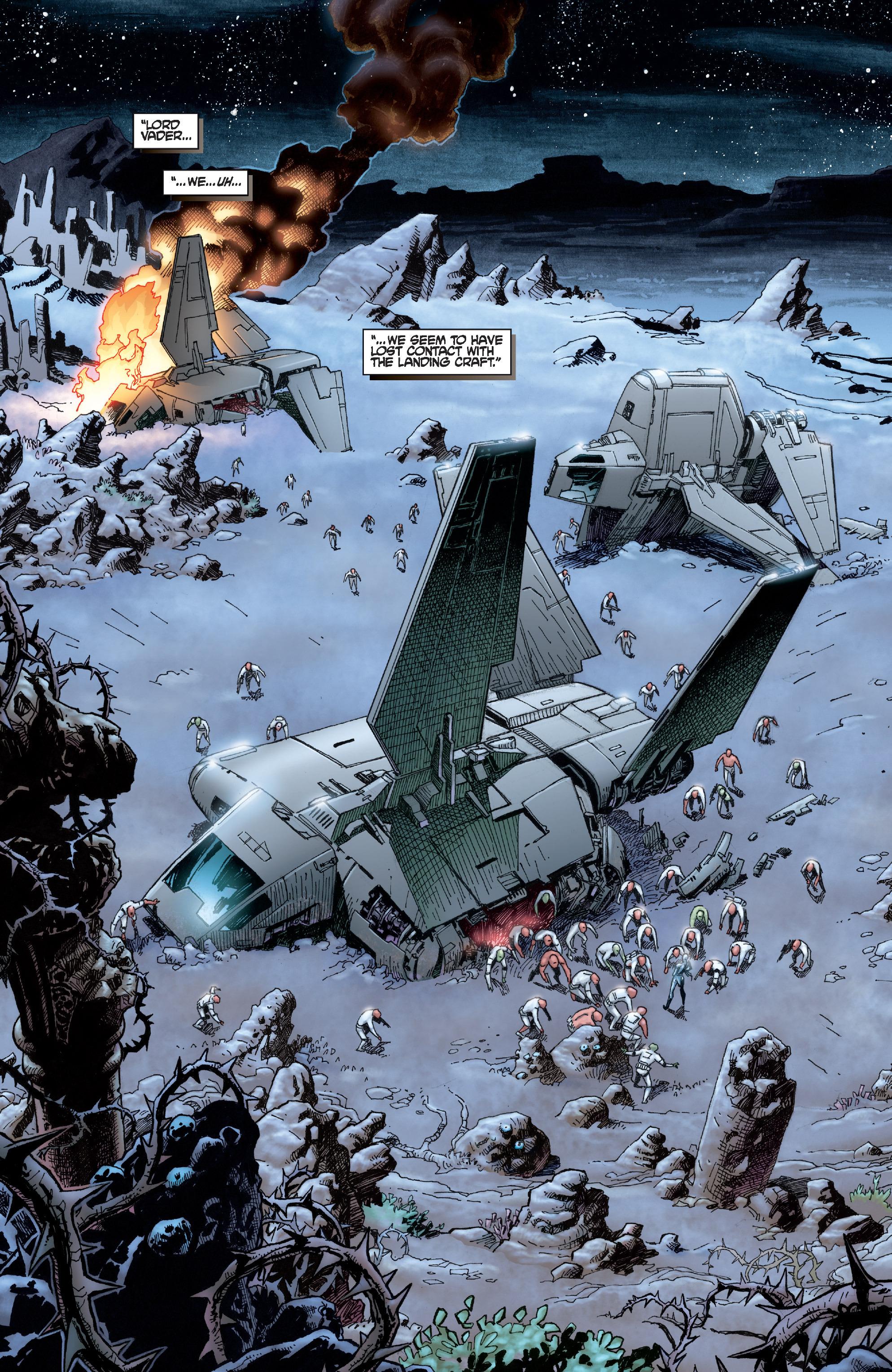 Read online Star Wars Omnibus comic -  Issue # Vol. 20 - 404