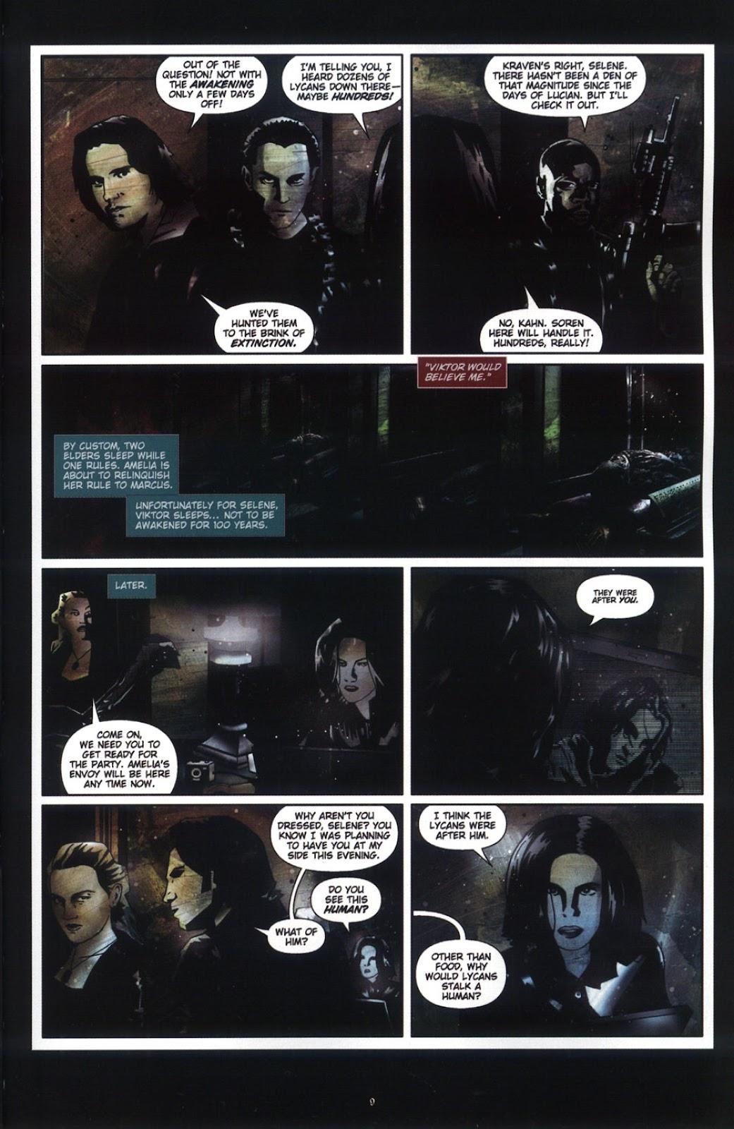 Read online Underworld (2003) comic -  Issue # Full - 11