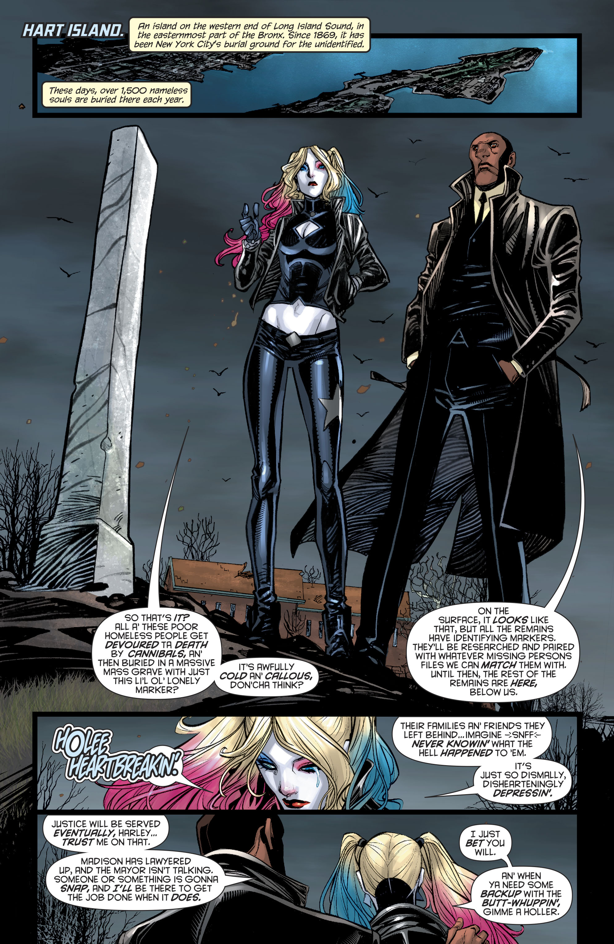 Read online Harley Quinn (2016) comic -  Issue #20 - 4