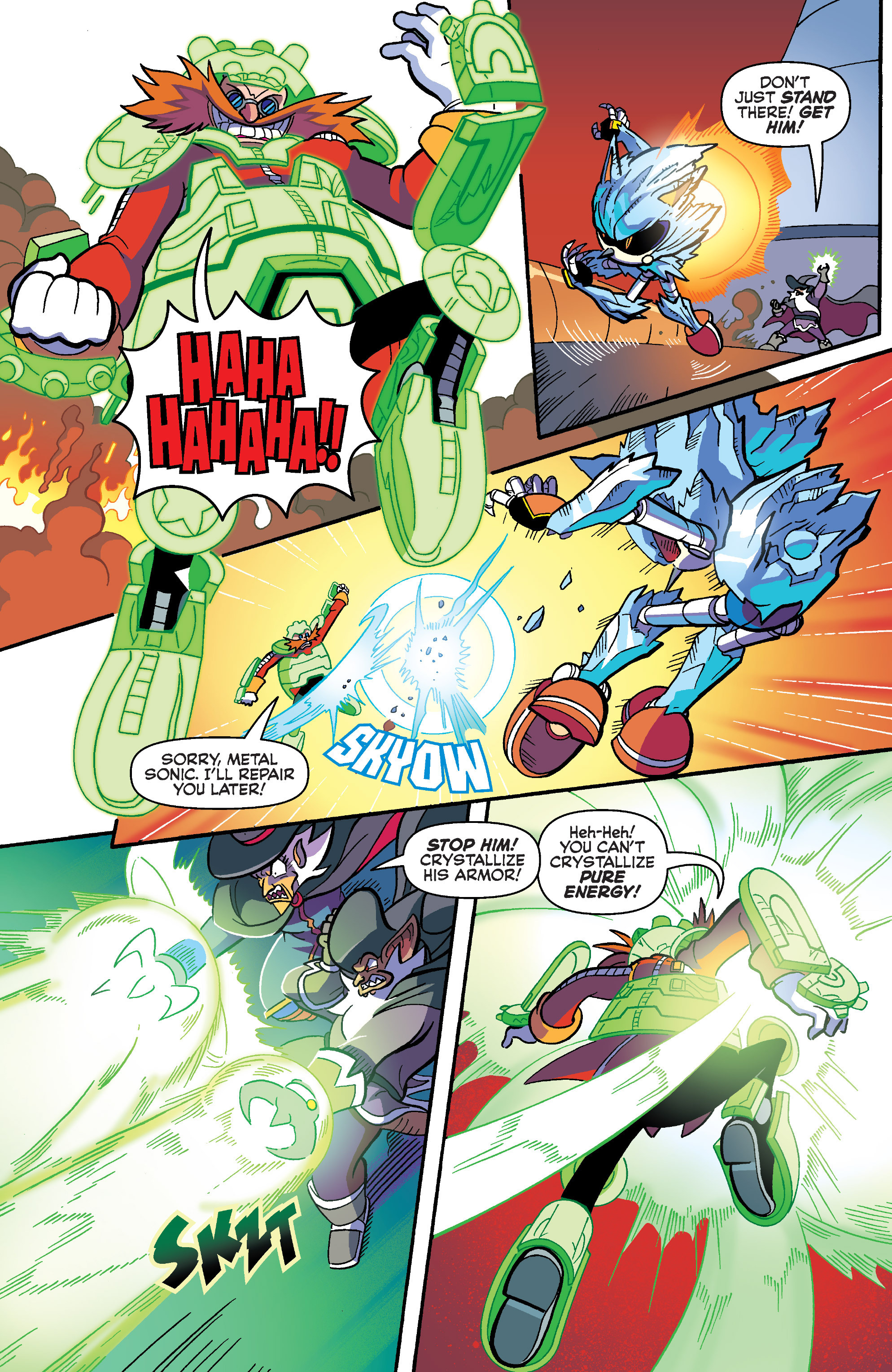 Read online Sonic Universe comic -  Issue #86 - 9