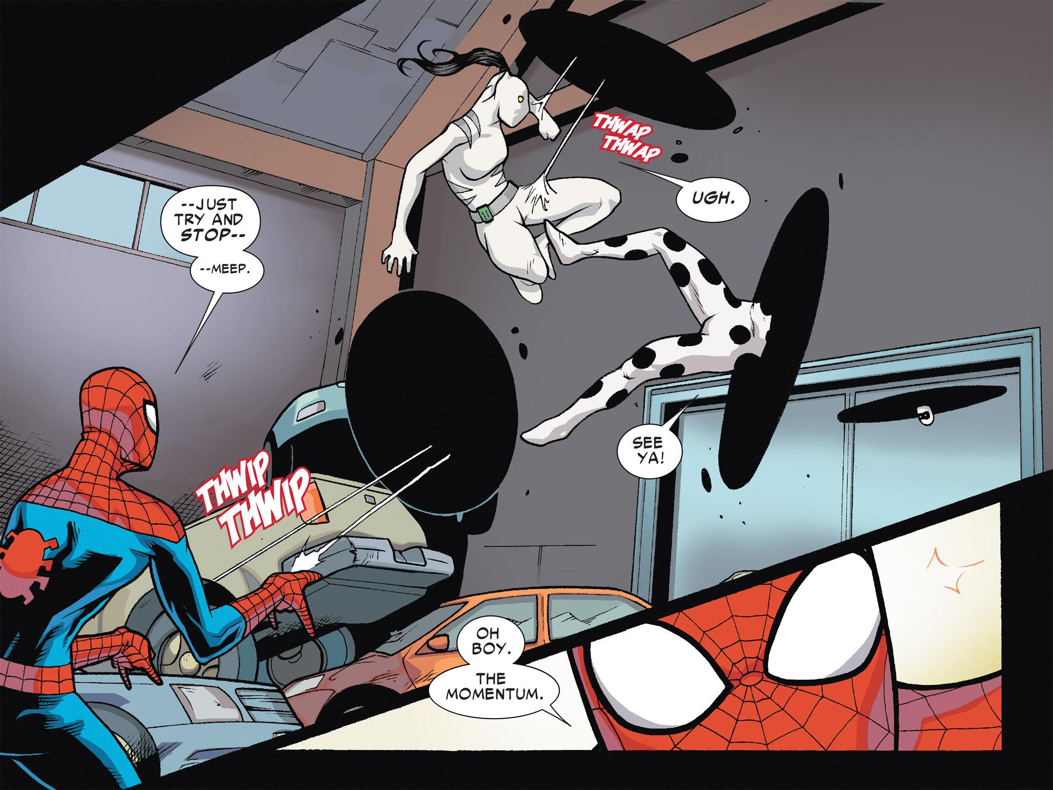 Read online Ultimate Spider-Man (Infinite Comics) (2016) comic -  Issue #6 - 24