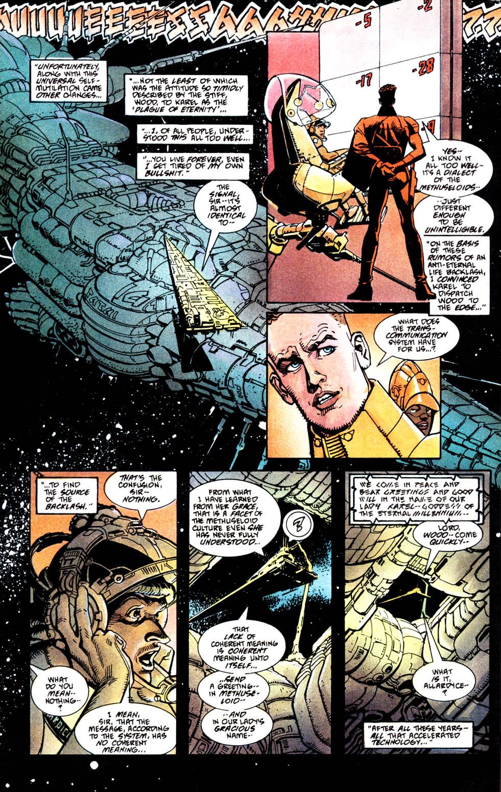 Read online Twilight comic -  Issue #2 - 21