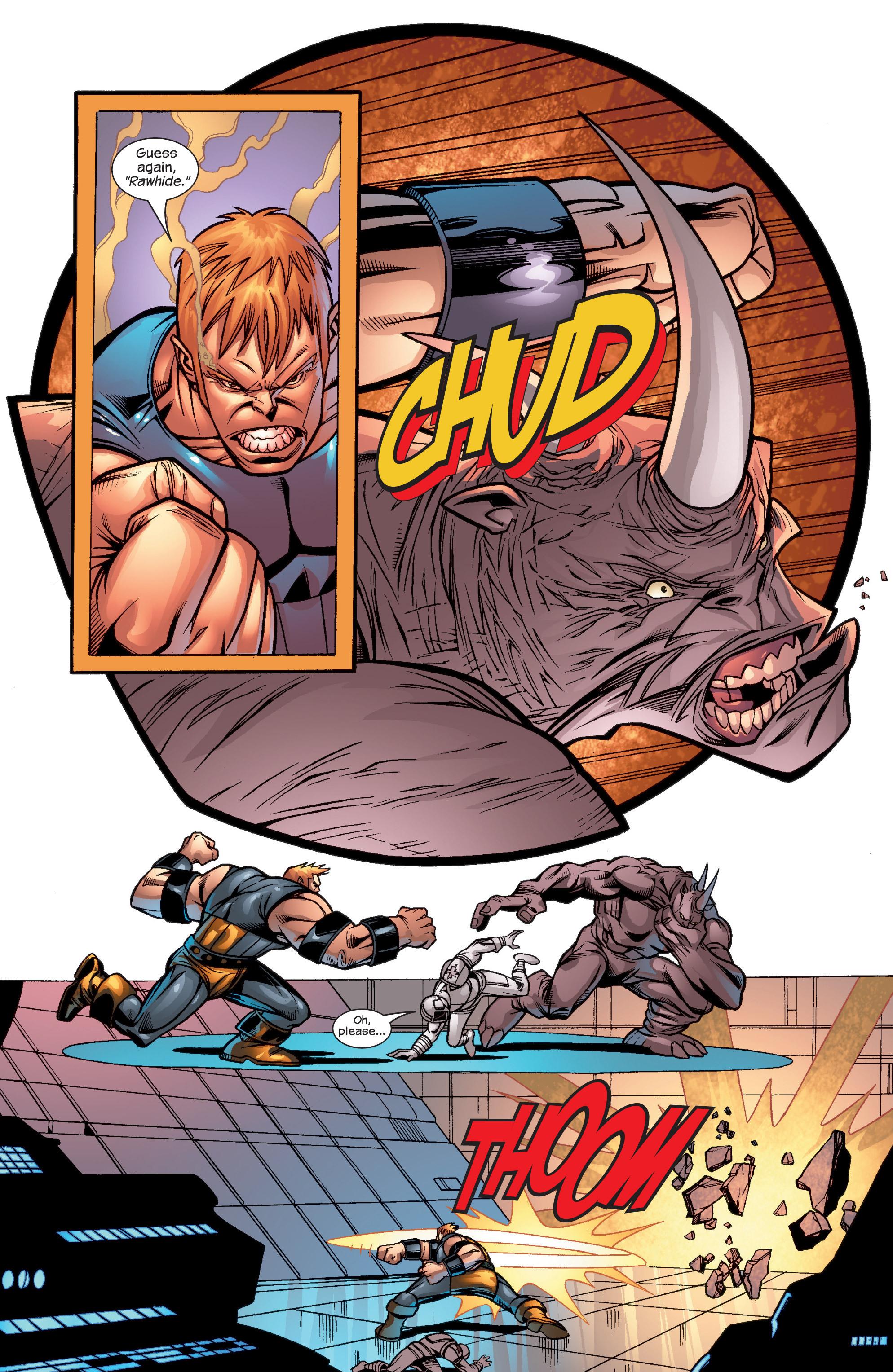 Read online Uncanny X-Men (1963) comic -  Issue #435 - 13