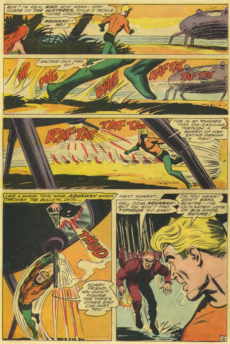 Aquaman (1962) Issue #26 #26 - English 22