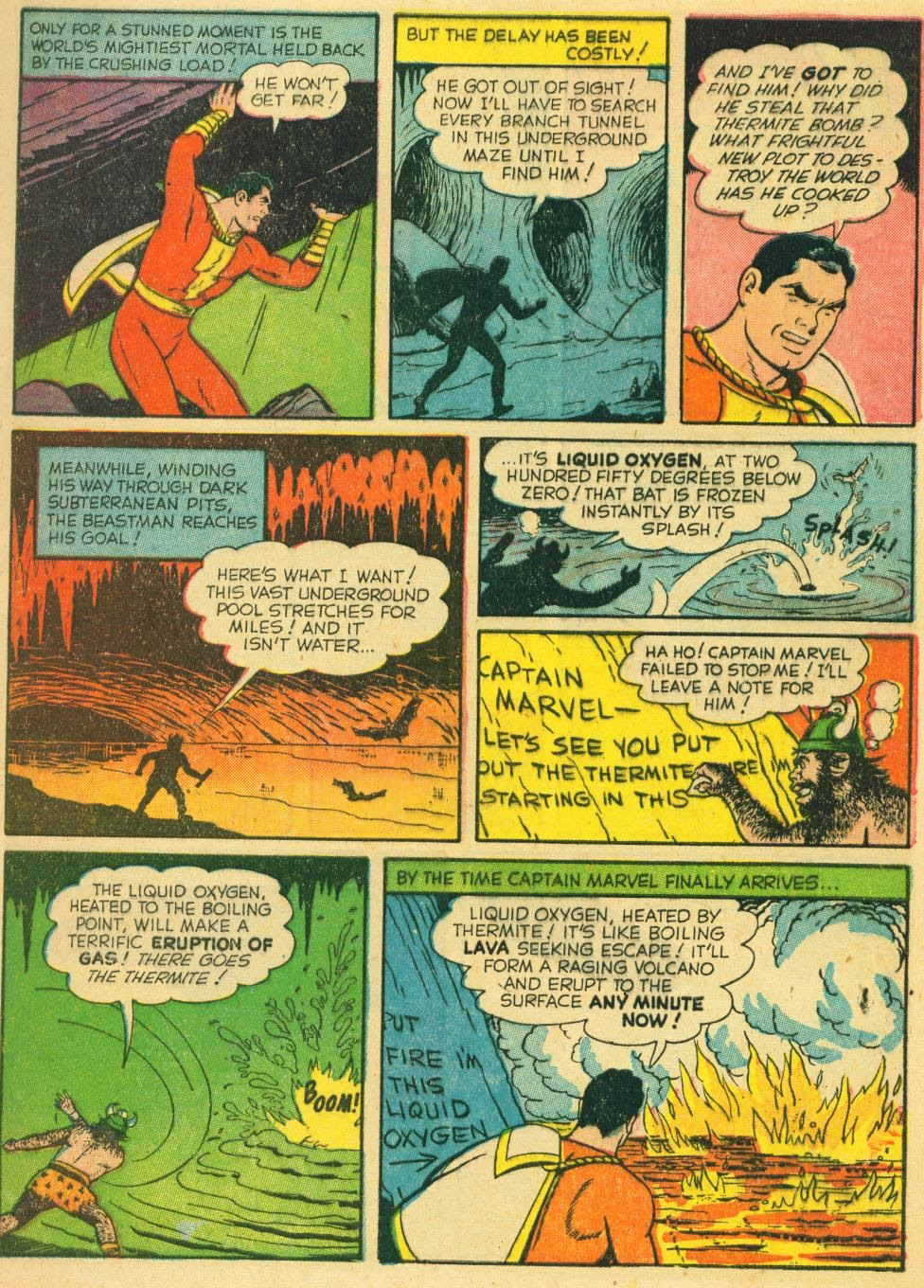 Captain Marvel Adventures issue 133 - Page 5