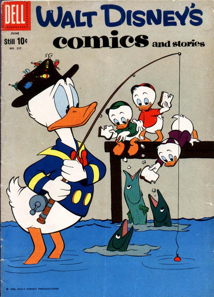 Walt Disneys Comics and Stories 237 Page 1