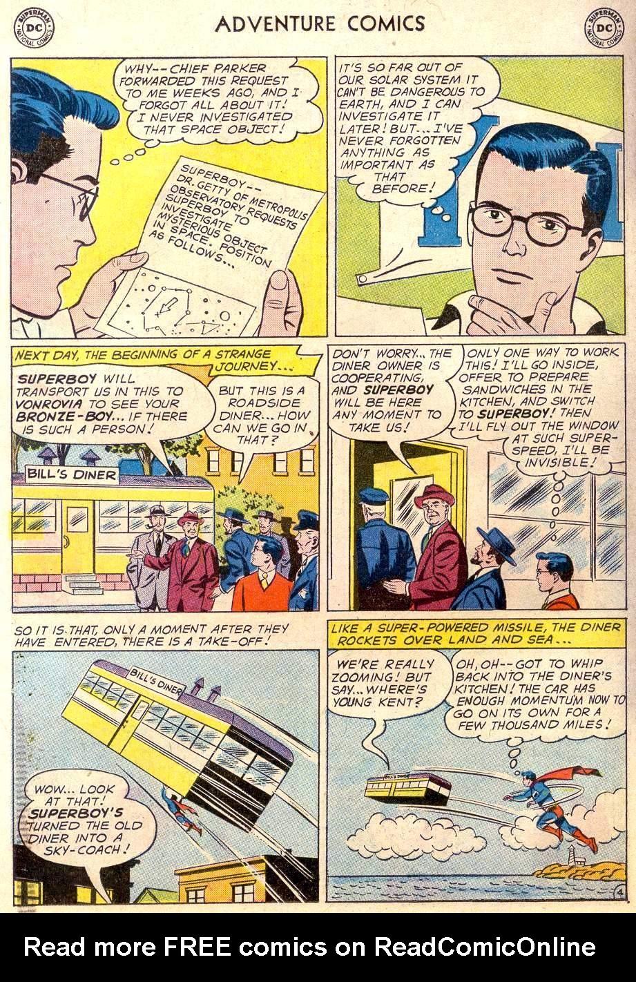 Read online Adventure Comics (1938) comic -  Issue #295 - 6