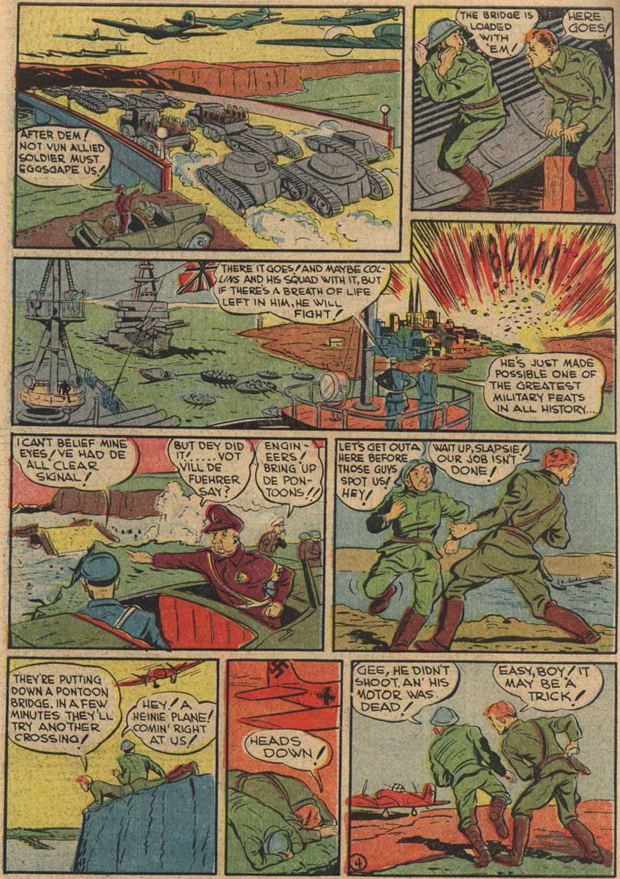 Blue Ribbon Comics (1939) issue 7 - Page 38