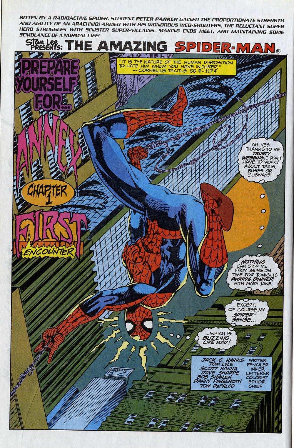 The Amazing Spider-Man (1963) _Annual_27 Page 3