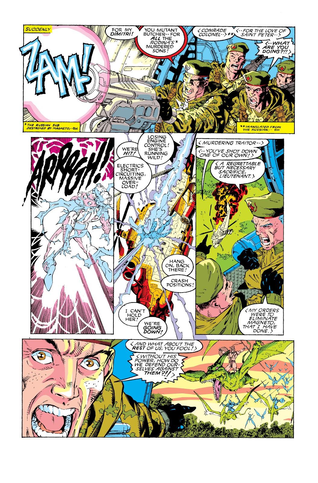 Uncanny X-Men (1963) issue 275 - Page 17