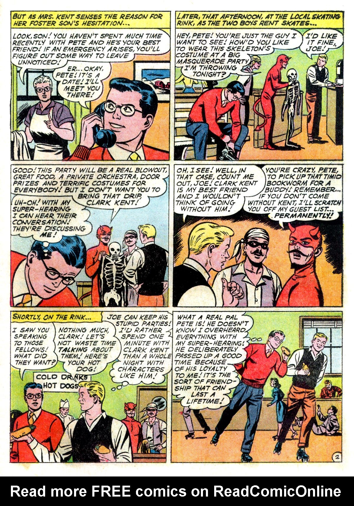Read online Adventure Comics (1938) comic -  Issue #343 - 25