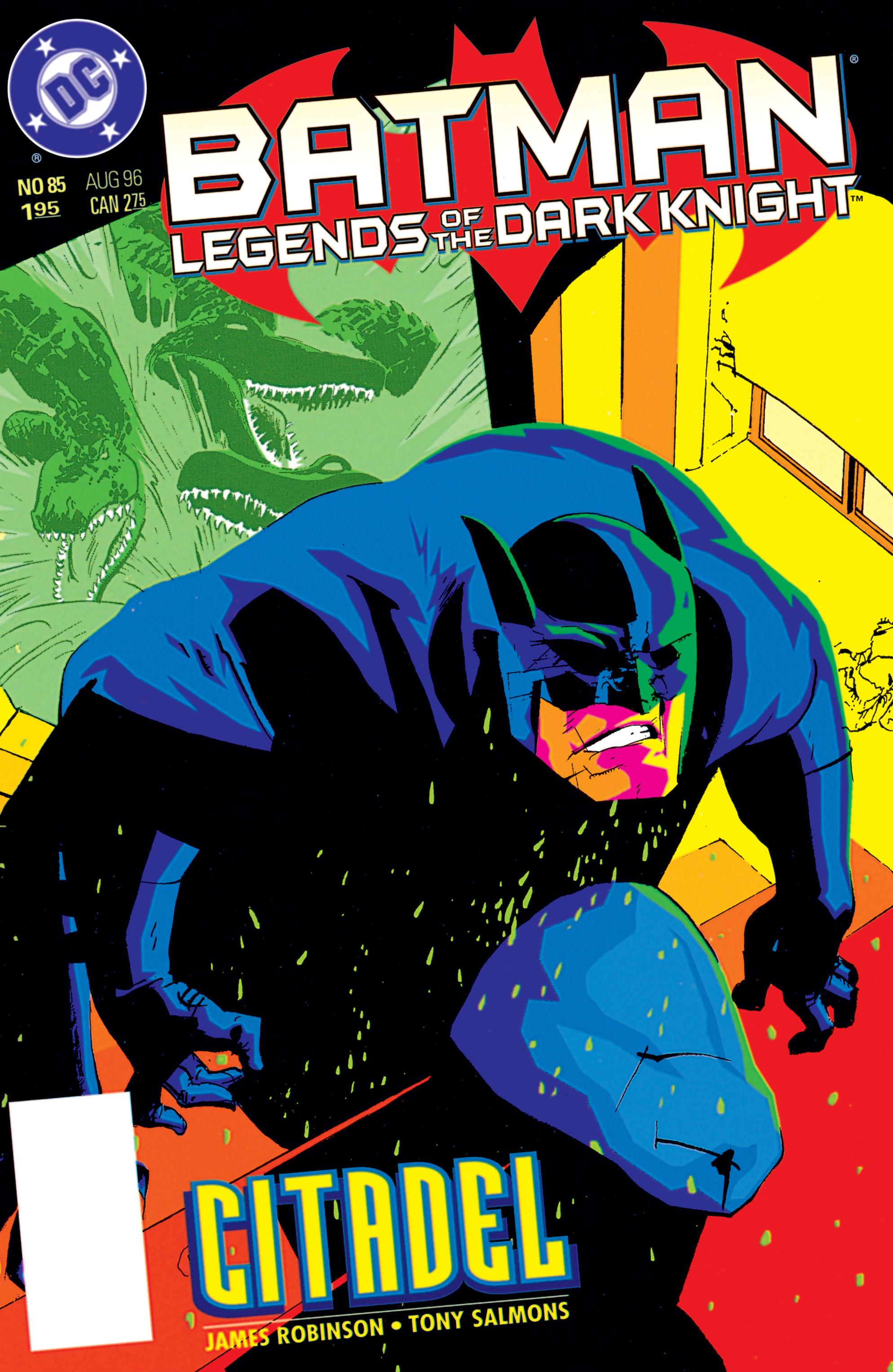 Batman: Legends of the Dark Knight 85 Page 1