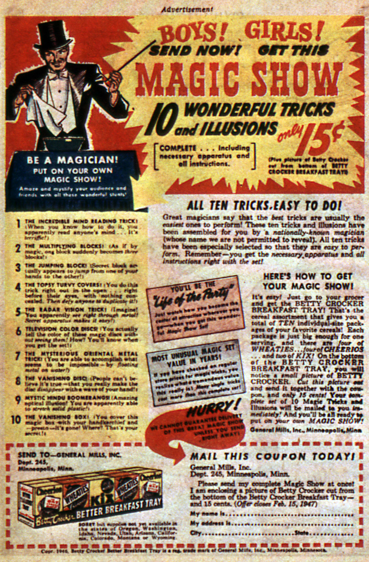 Read online Adventure Comics (1938) comic -  Issue #112 - 41