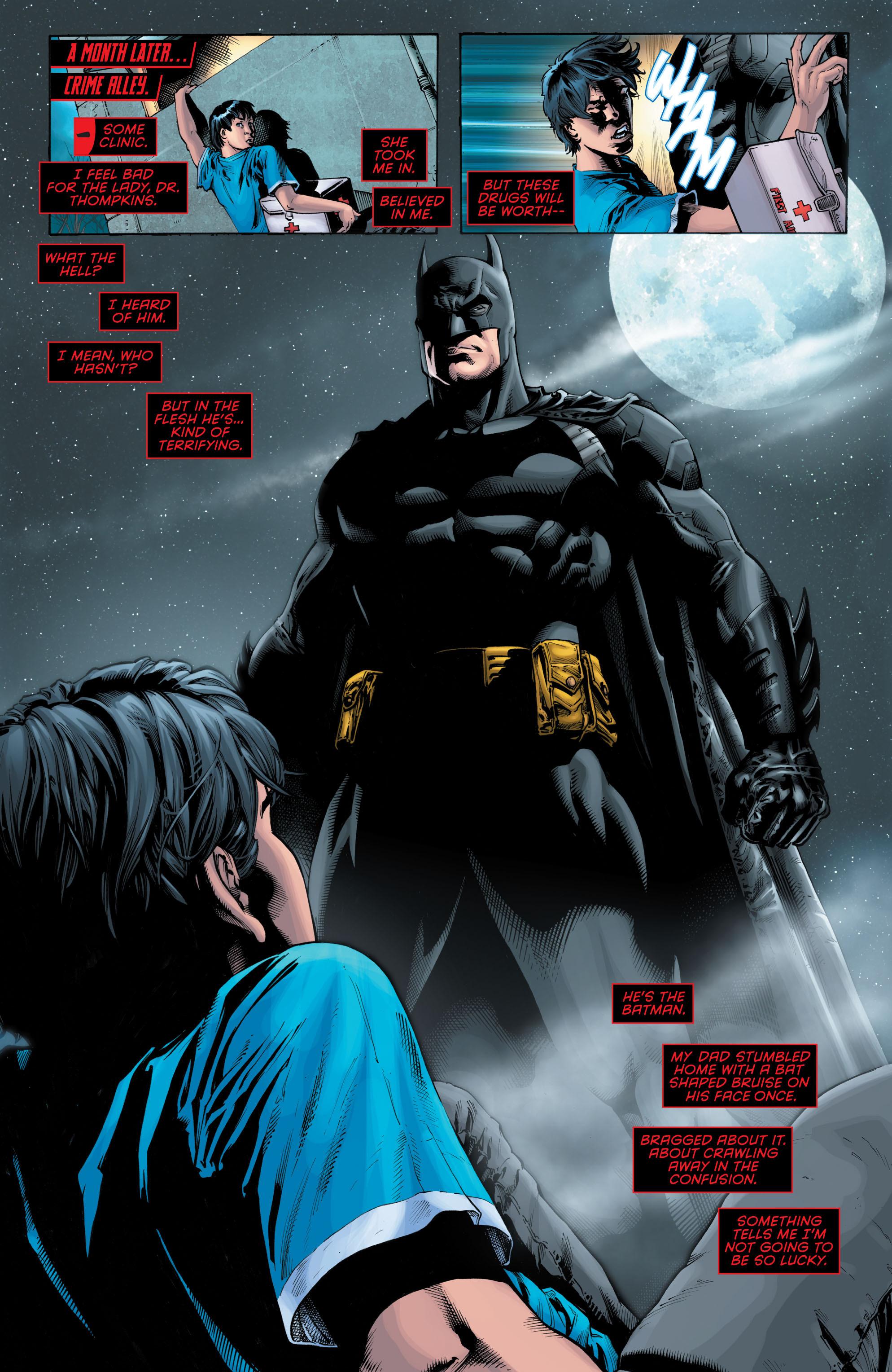 Read online Secret Origins (2014) comic -  Issue #5 - 14