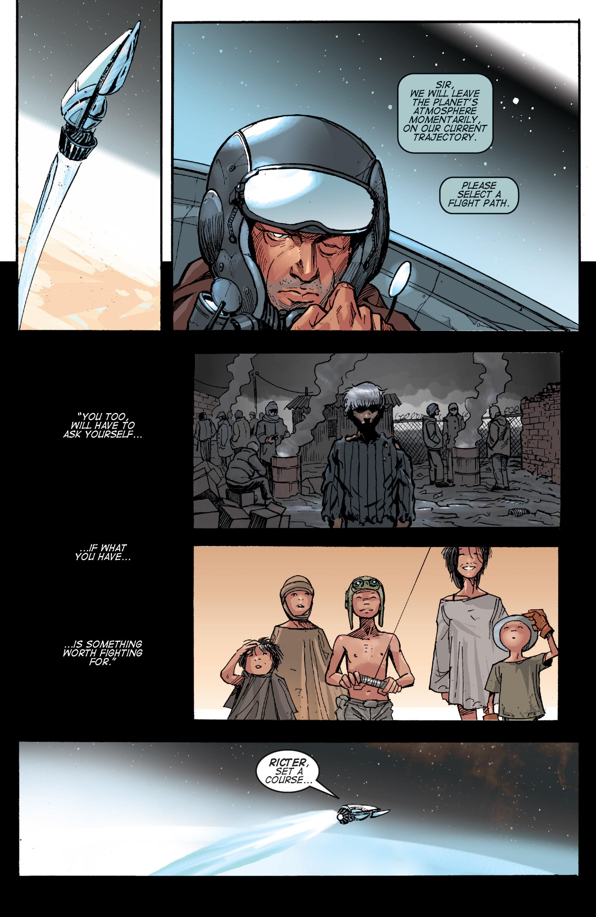 Read online Planetoid comic -  Issue # TPB - 154