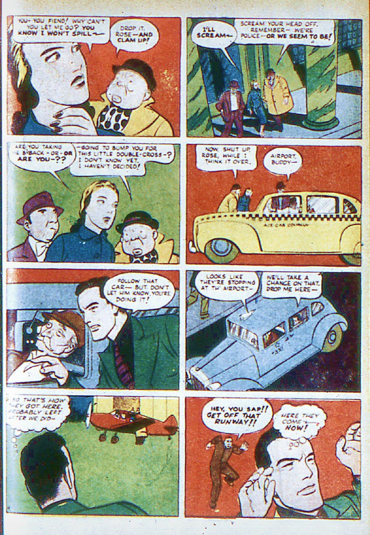 Read online Adventure Comics (1938) comic -  Issue #66 - 56