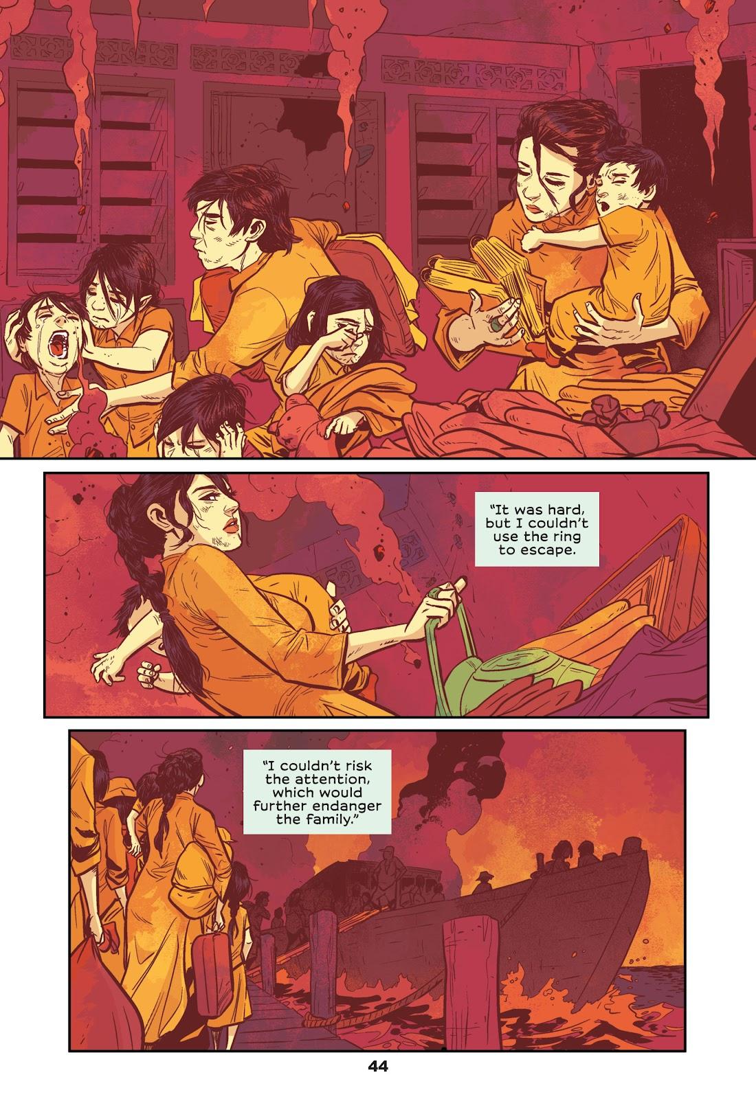 Read online Green Lantern: Legacy comic -  Issue # TPB - 42
