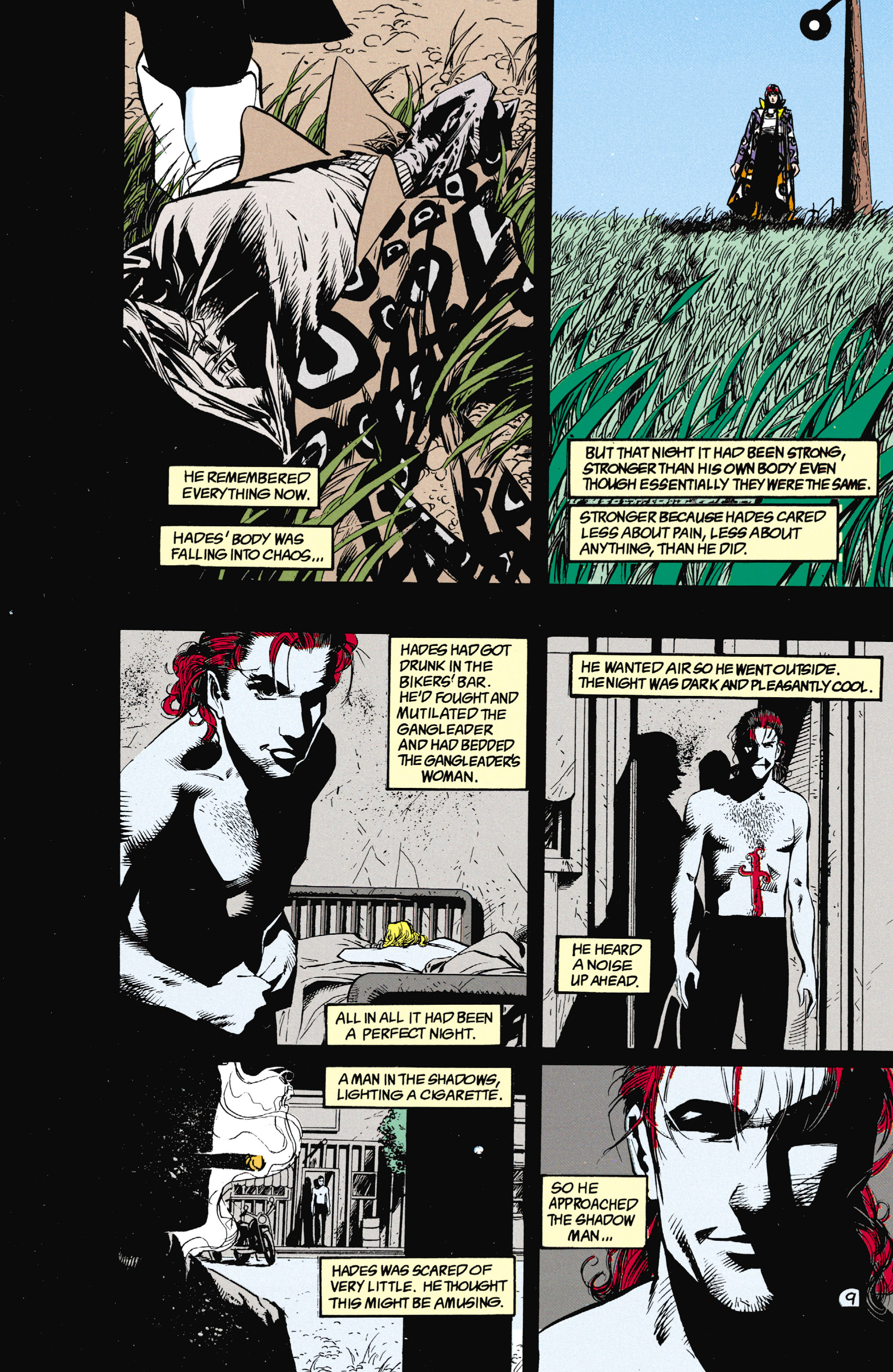 Read online Shade, the Changing Man comic -  Issue #25 - 10