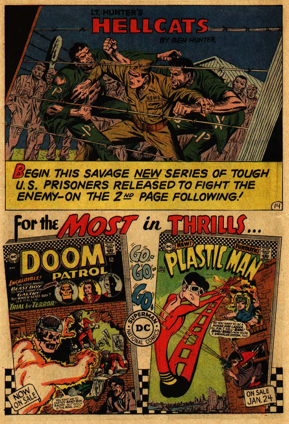 Our Fighting Forces (1954) issue 106 - Page 18