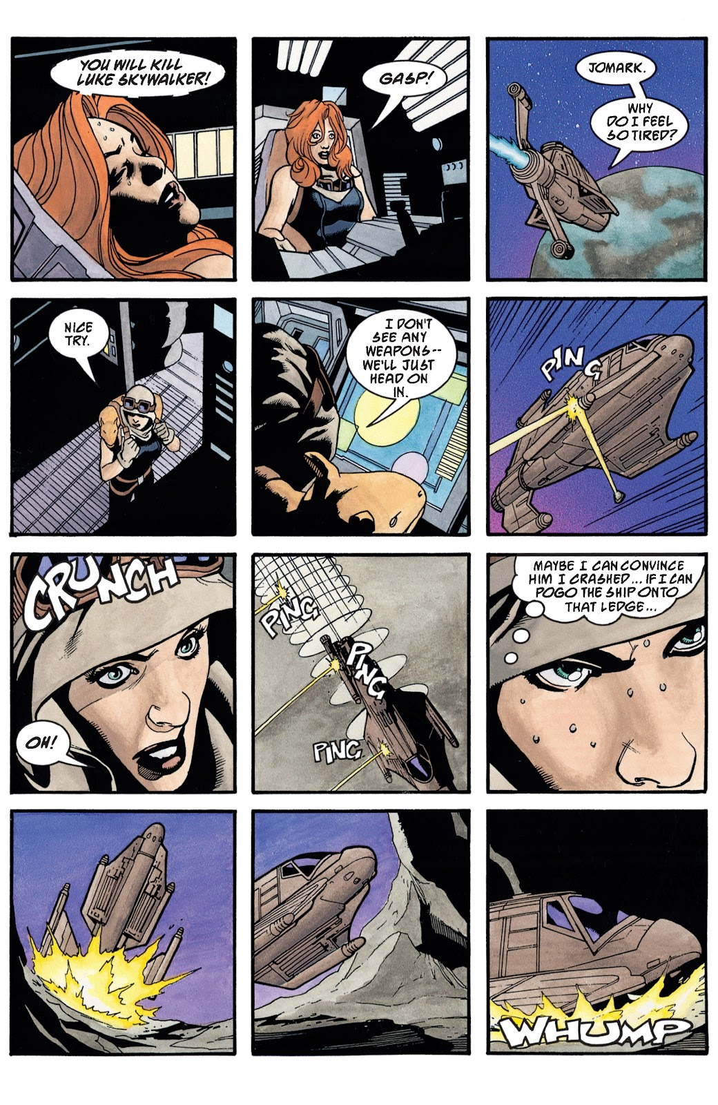 Read online Star Wars Legends: The New Republic - Epic Collection comic -  Issue # TPB 4 (Part 3) - 43