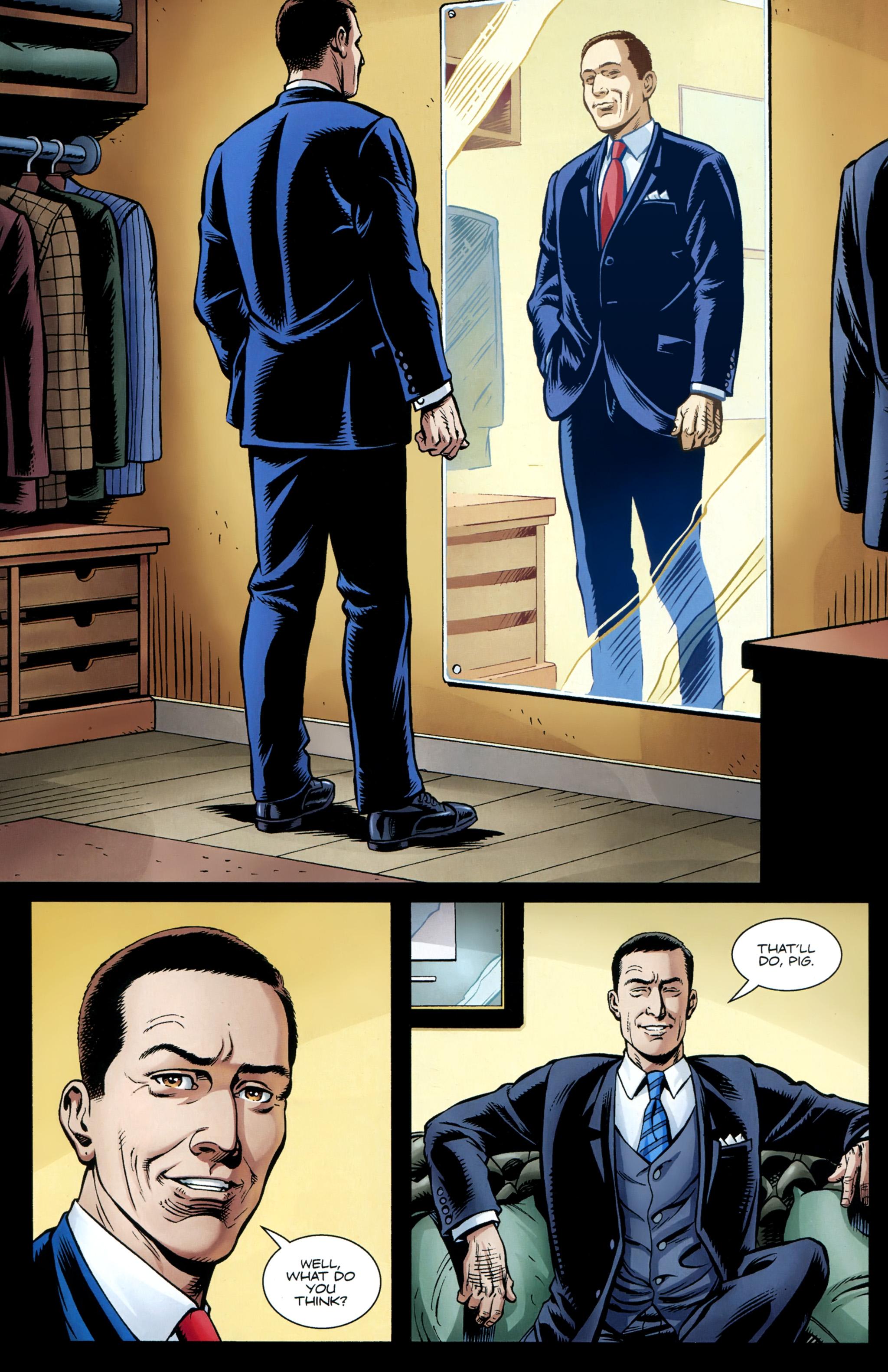 Read online Secret Service comic -  Issue #4 - 20