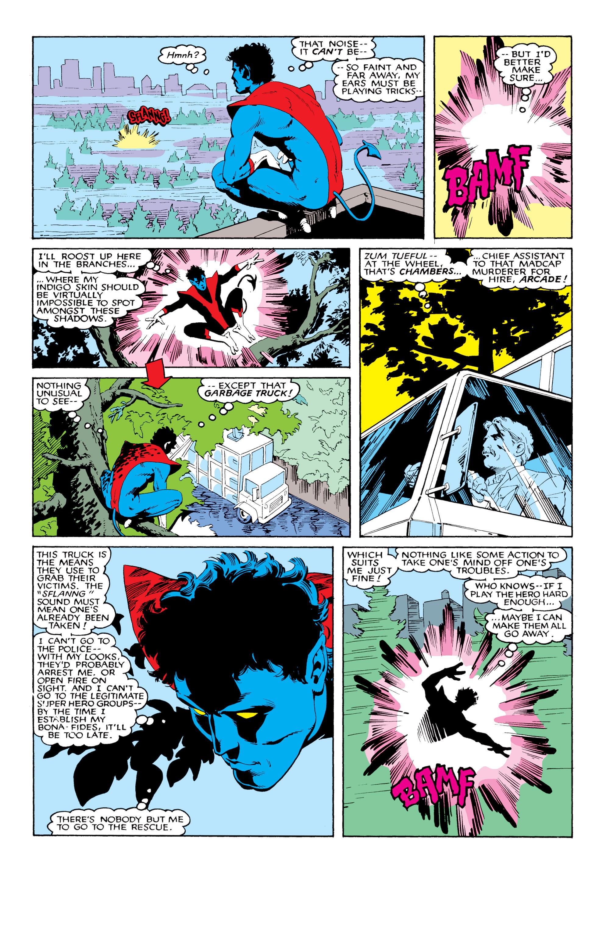 Read online Uncanny X-Men (1963) comic -  Issue #204 - 7