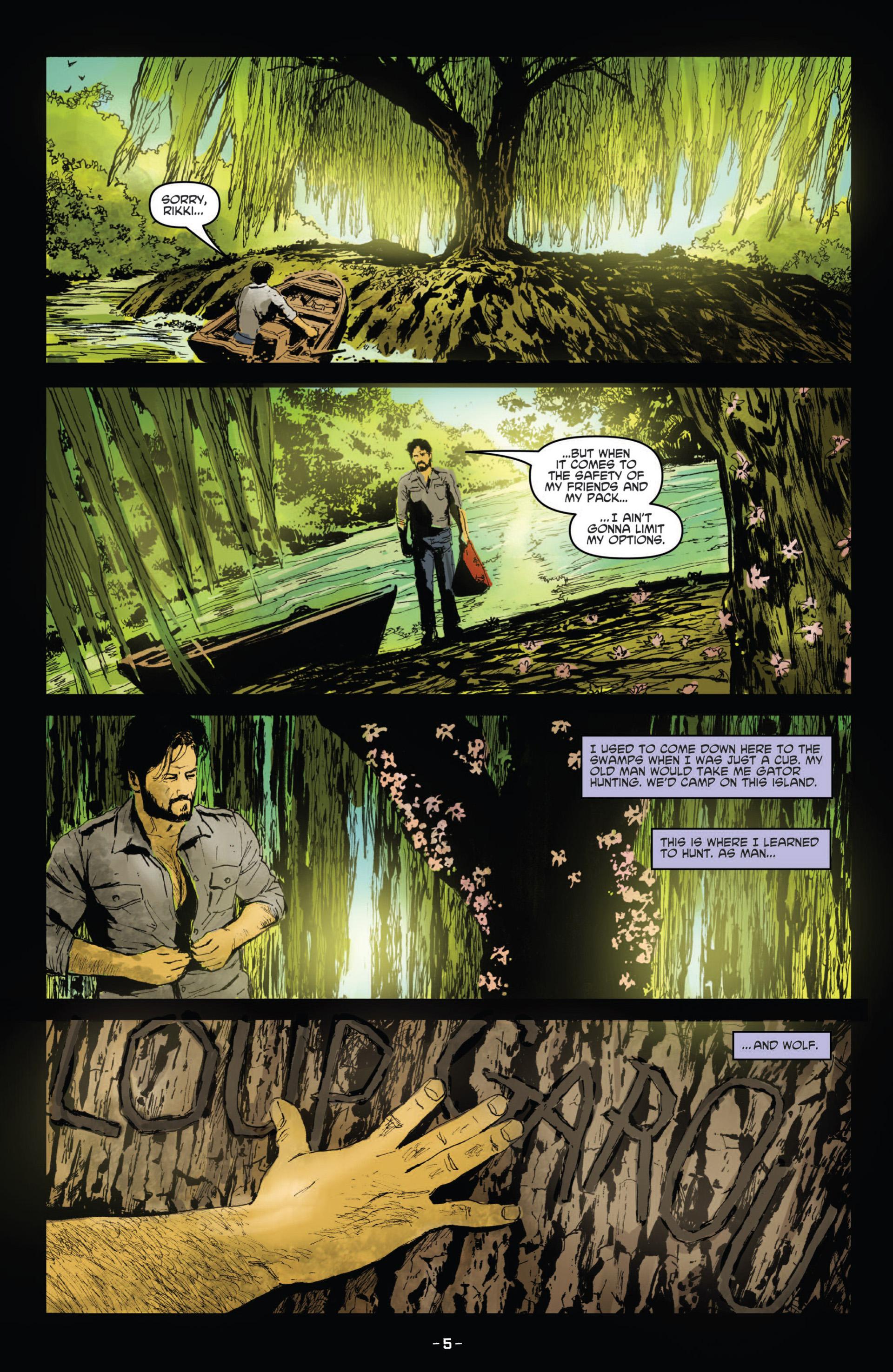 Read online True Blood (2012) comic -  Issue #10 - 7