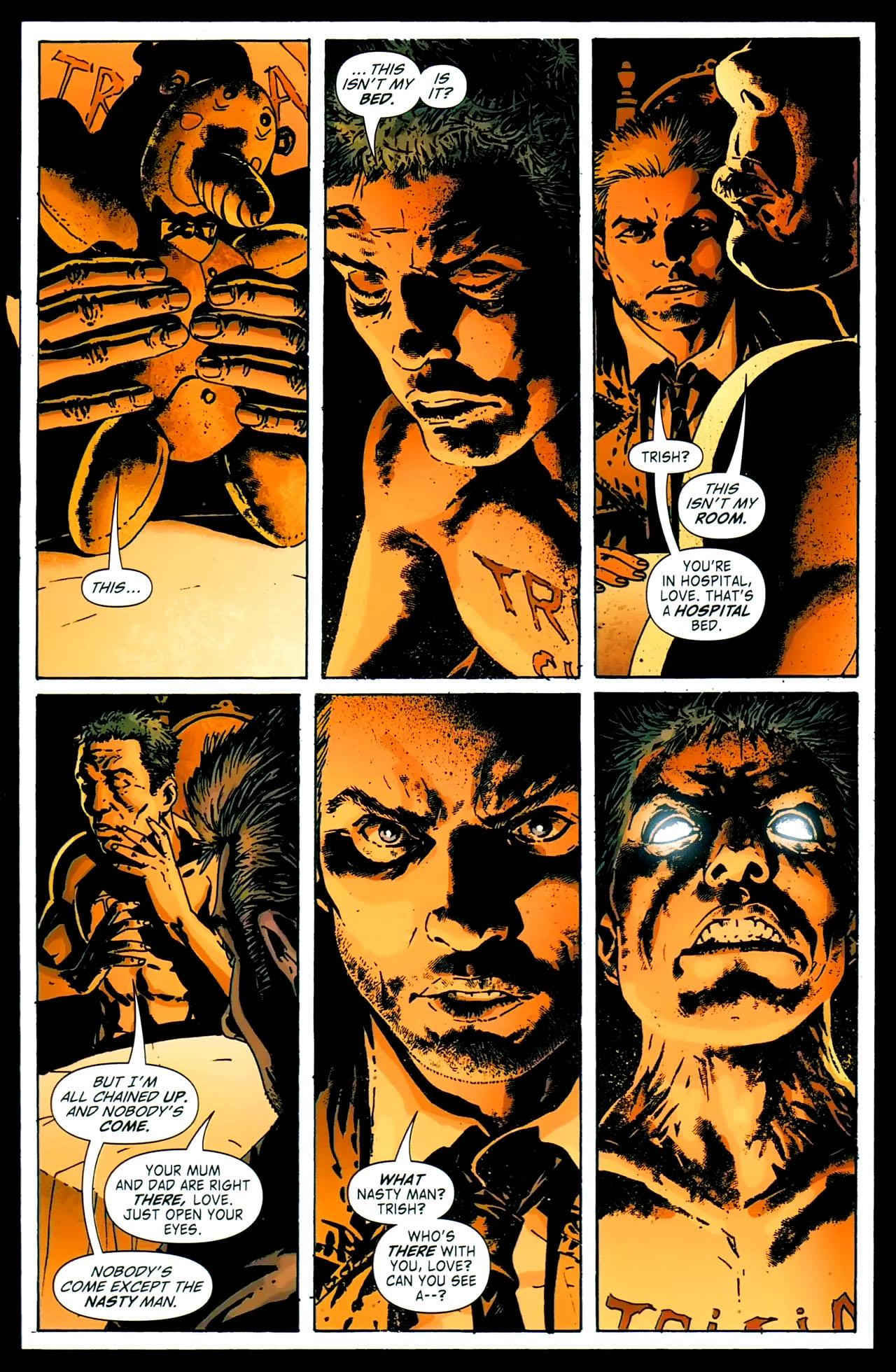 Read online John Constantine Hellblazer: All His Engines comic -  Issue # Full - 28