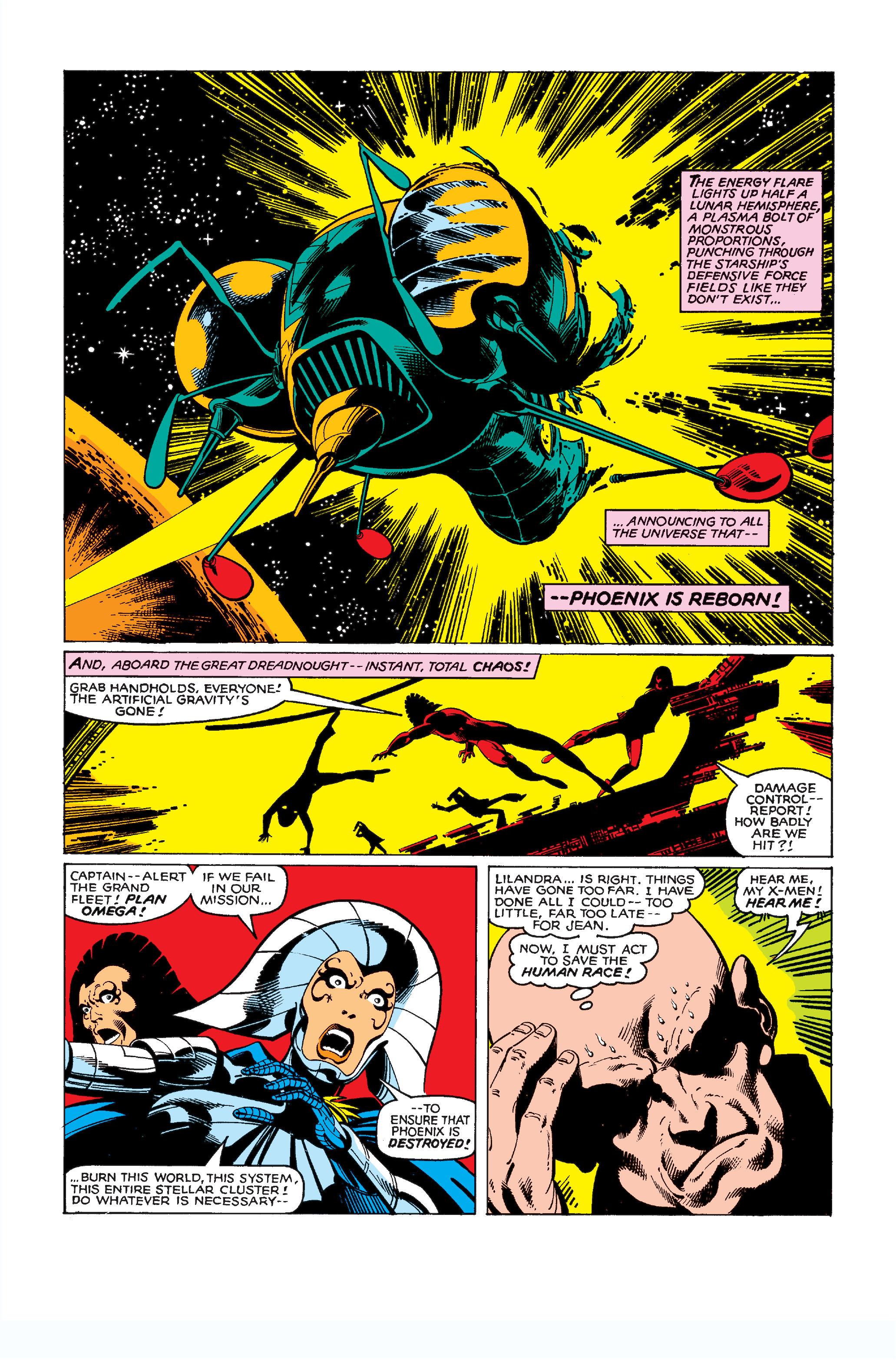 Uncanny X-Men (1963) 137 Page 29