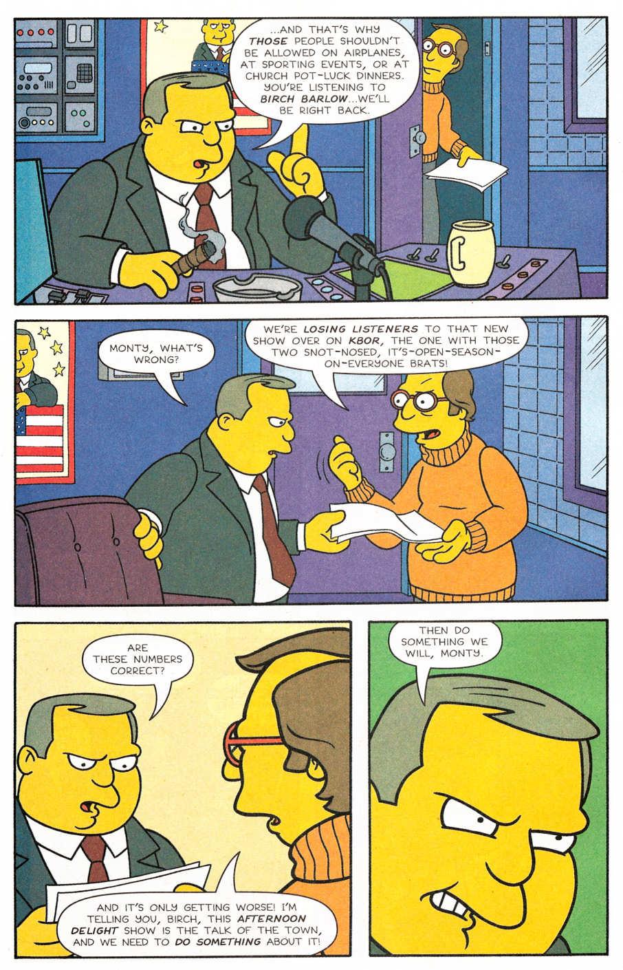 Read online Simpsons Comics Presents Bart Simpson comic -  Issue #29 - 21