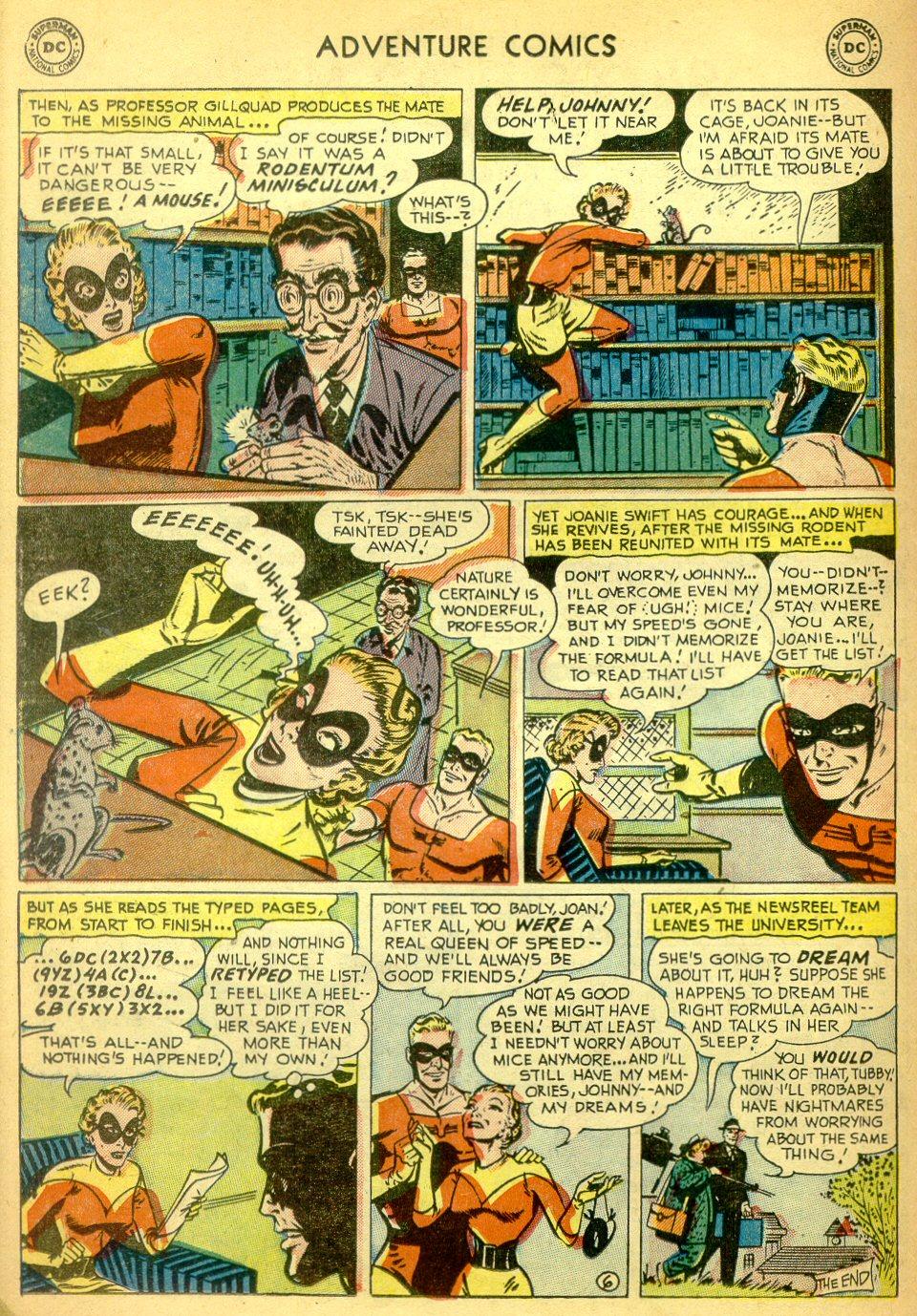 Read online Adventure Comics (1938) comic -  Issue #181 - 29