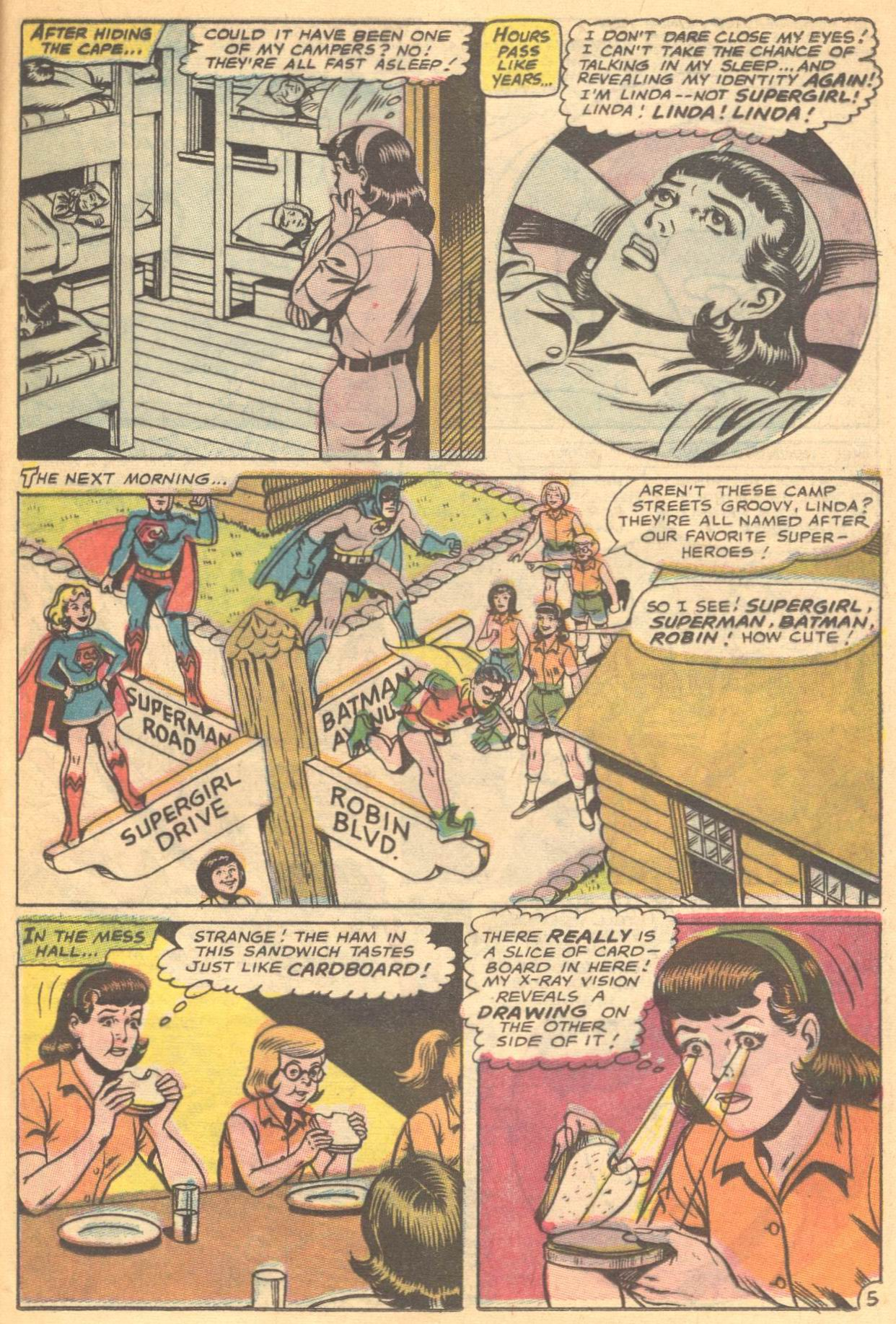 Read online Adventure Comics (1938) comic -  Issue #384 - 23
