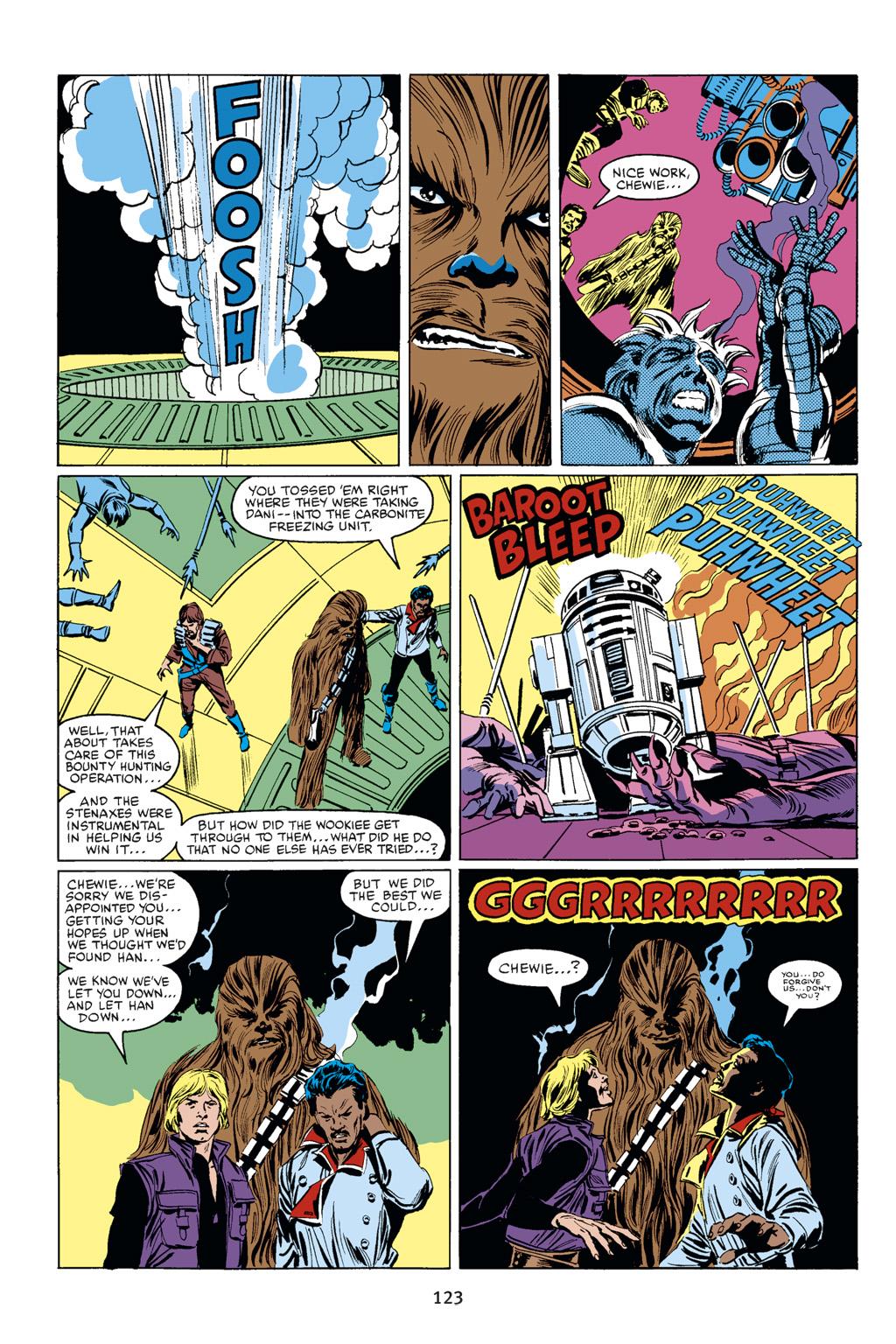 Read online Star Wars Omnibus comic -  Issue # Vol. 18 - 114