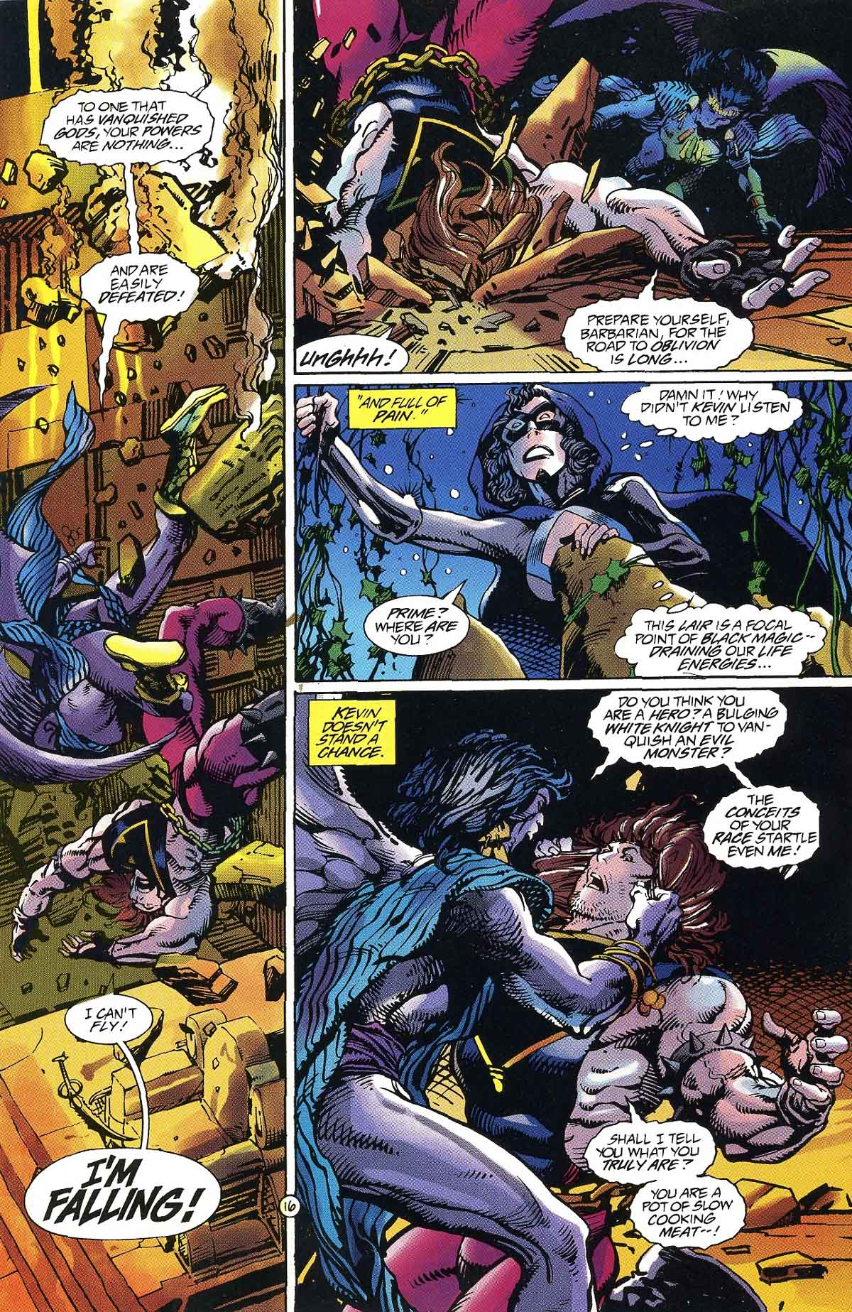 Read online Rune (1994) comic -  Issue #6 - 18