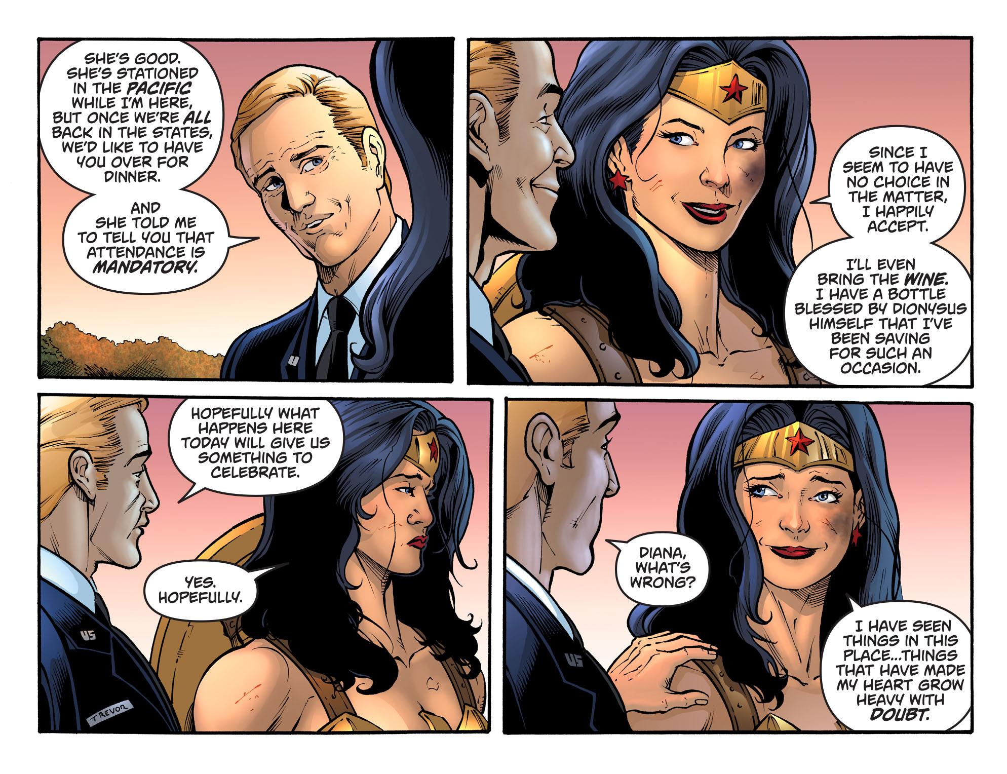 Read online Sensation Comics Featuring Wonder Woman comic -  Issue #33 - 6