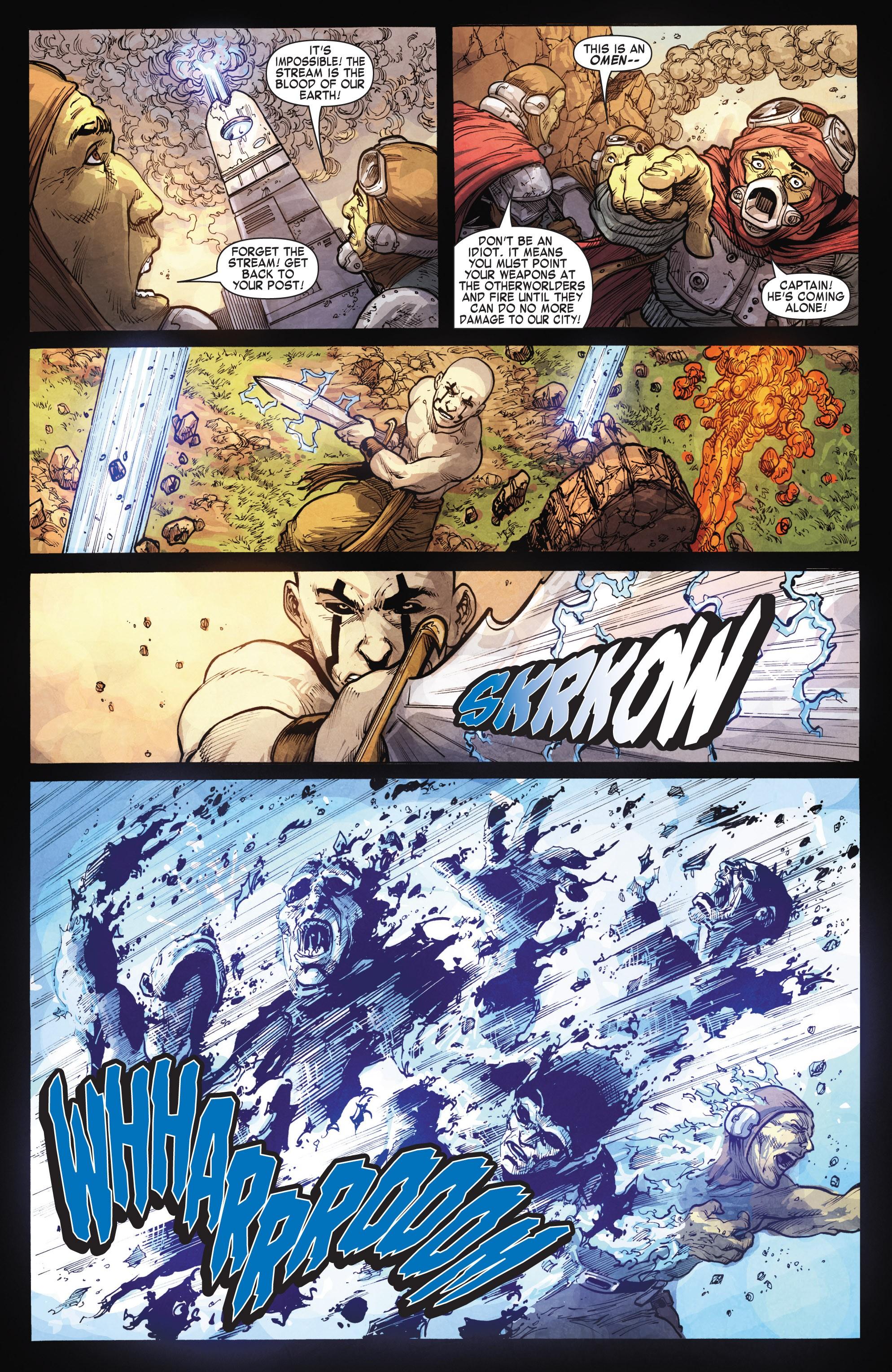 Read online Skaar: Son of Hulk comic -  Issue #15 - 5