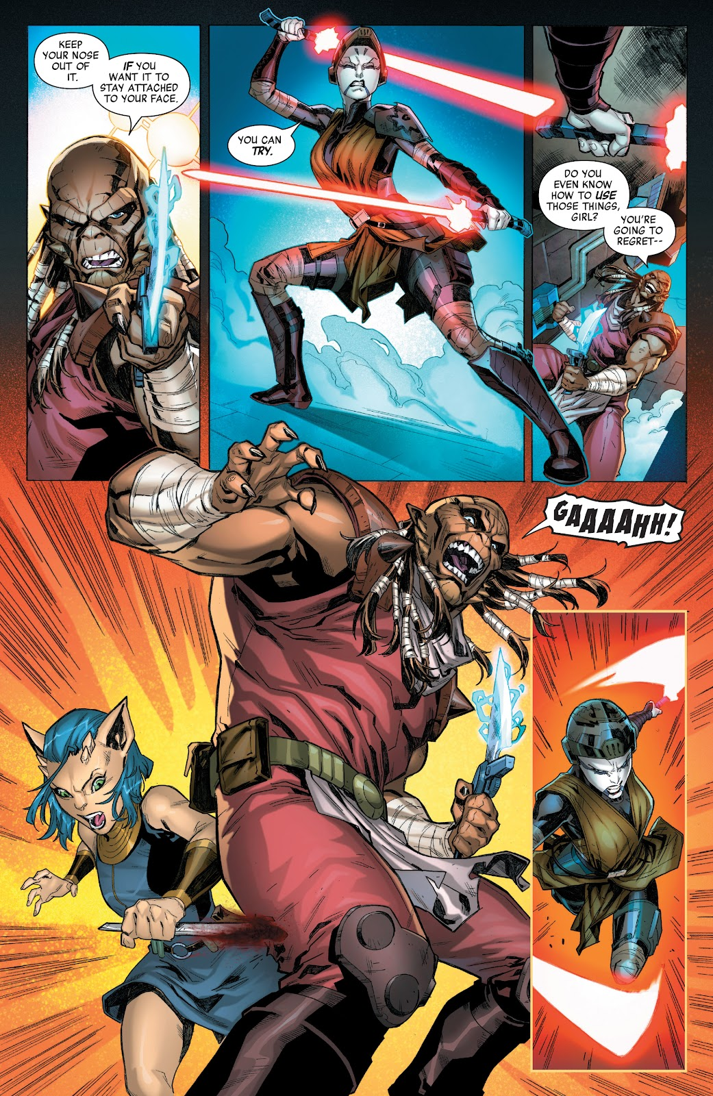 Read online Star Wars: Age of Republic Special comic -  Issue # Full - 20