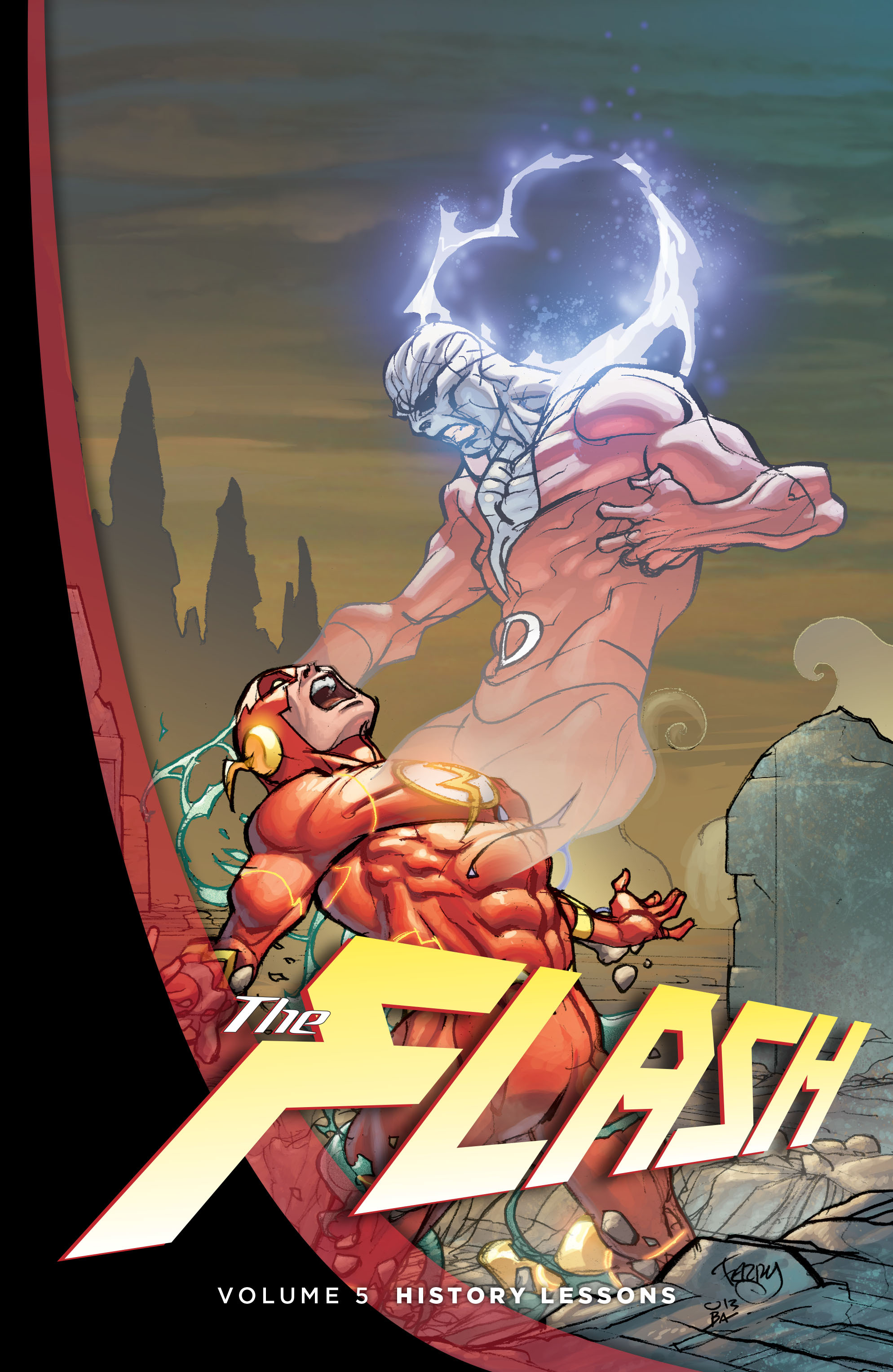 Read online The Flash (2011) comic -  Issue # _TPB 5 - 2
