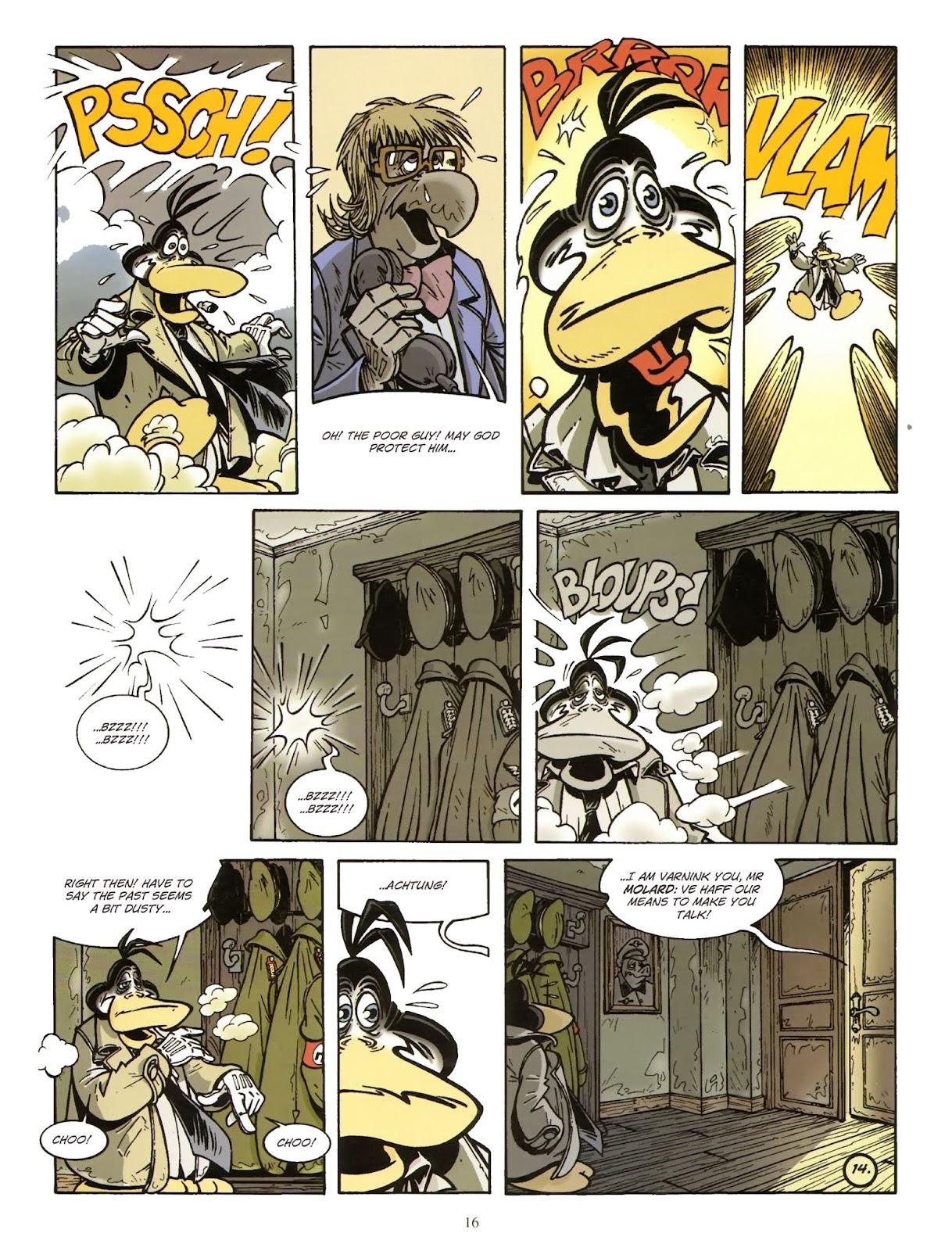 Une enquête de l'inspecteur Canardo issue 11 - Page 17