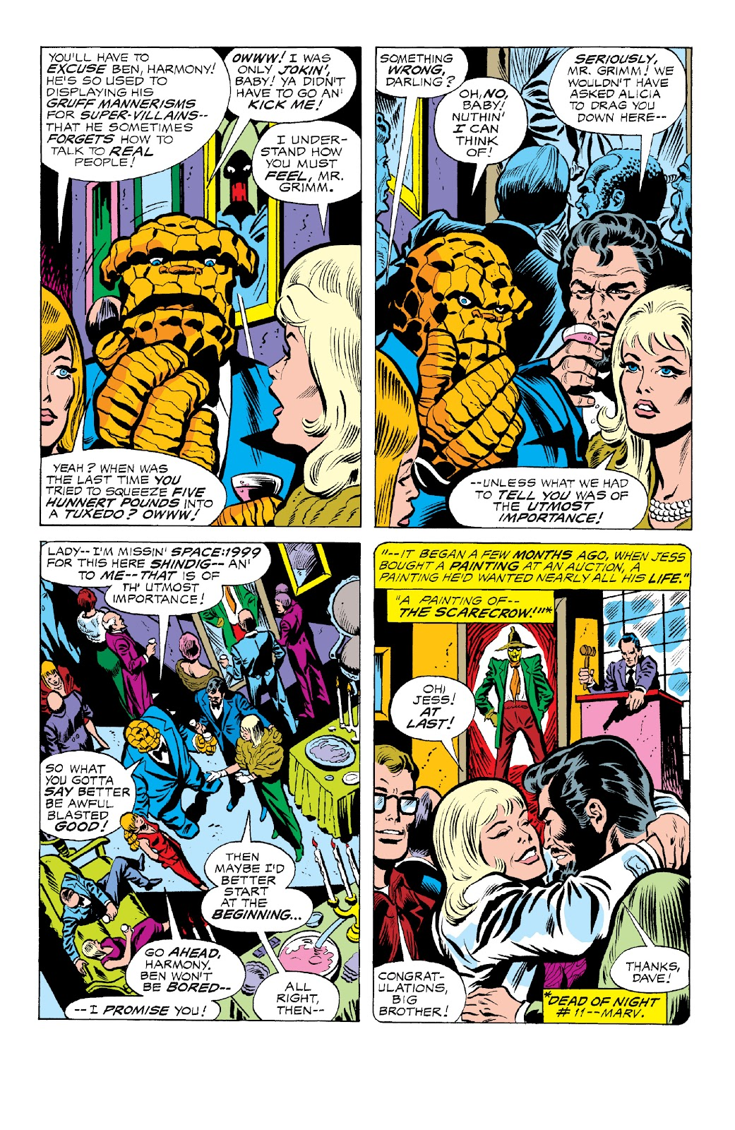 Read online Marvel Two-In-One Epic Collection: Cry Monster comic -  Issue # TPB (Part 4) - 87