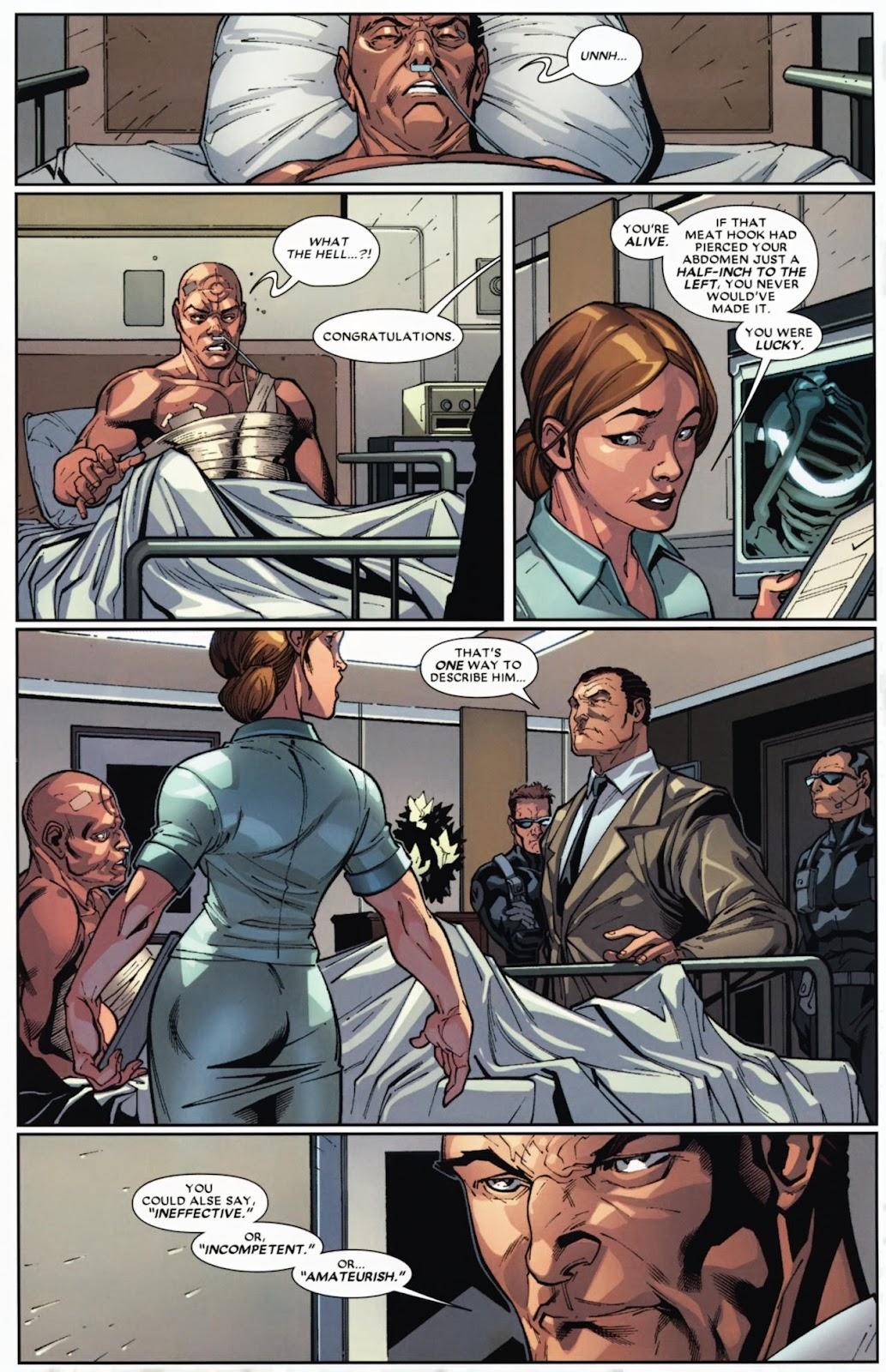 Read online Deadpool (2008) comic -  Issue #12 - 6