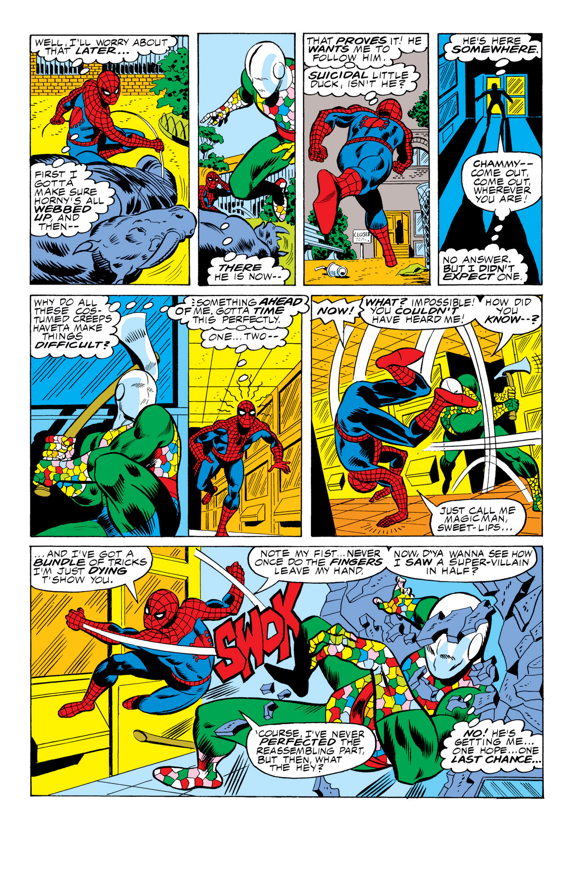 The Amazing Spider-Man (1963) 186 Page 16